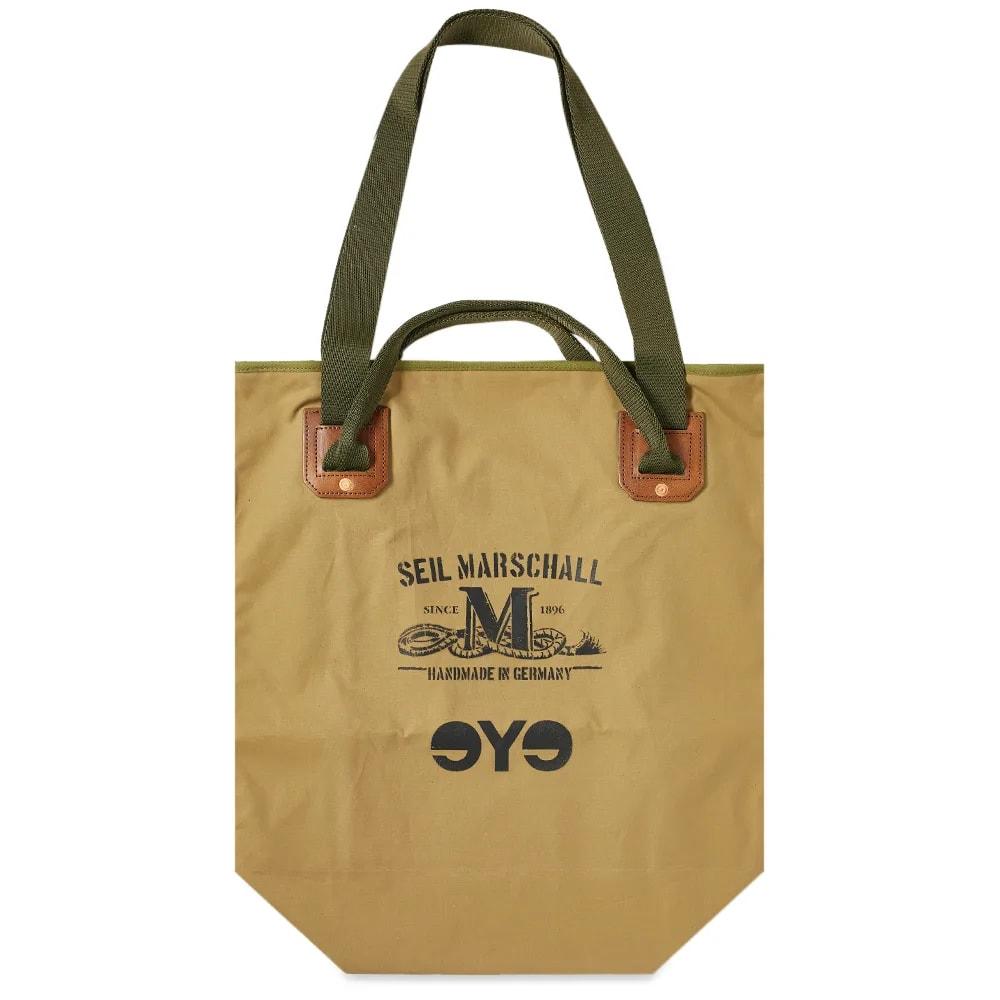Junya Watanabe MAN x Seil Marschall Canvas Bag