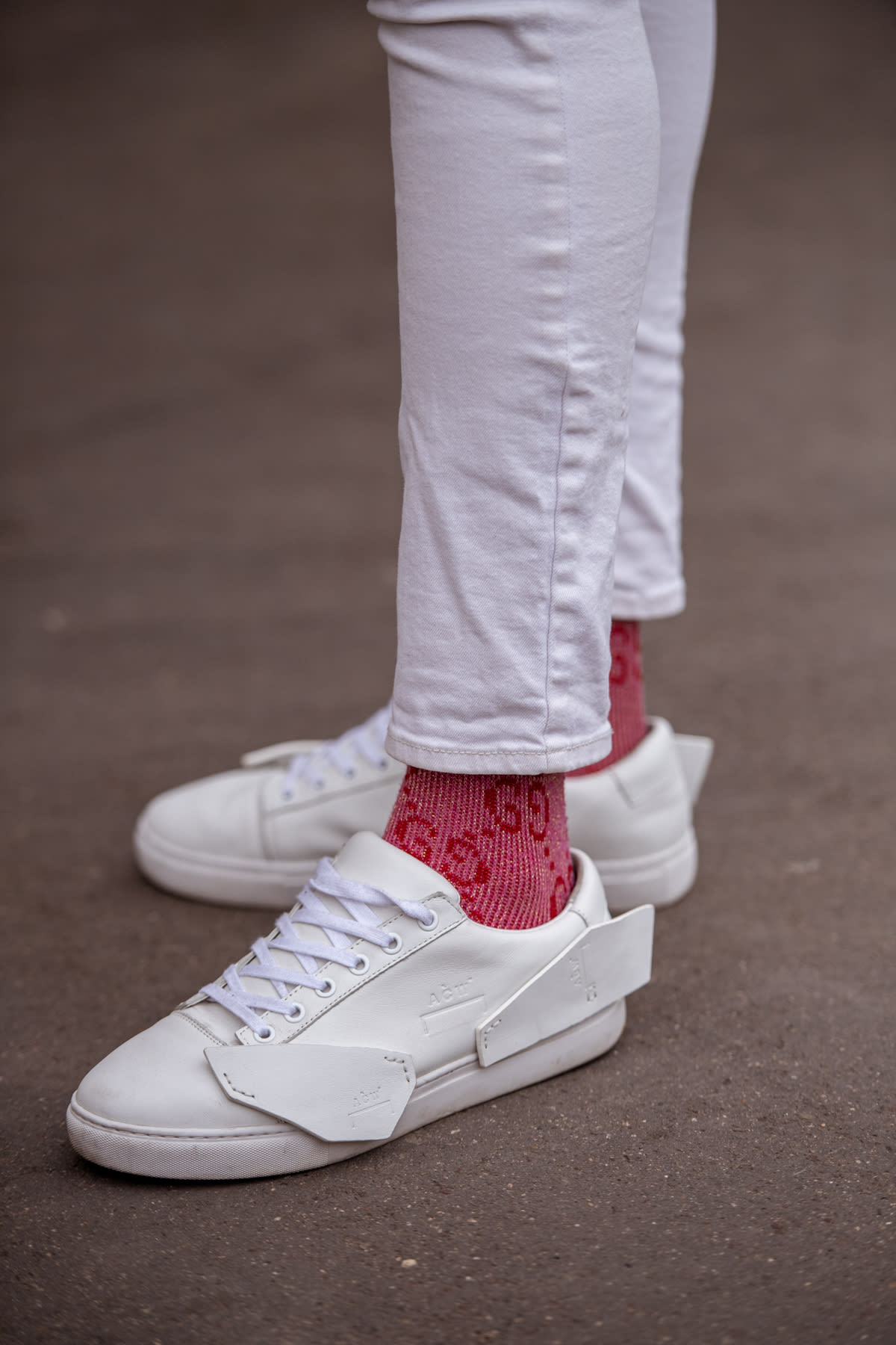 Paris Fashion Week Sneaker Style SS20