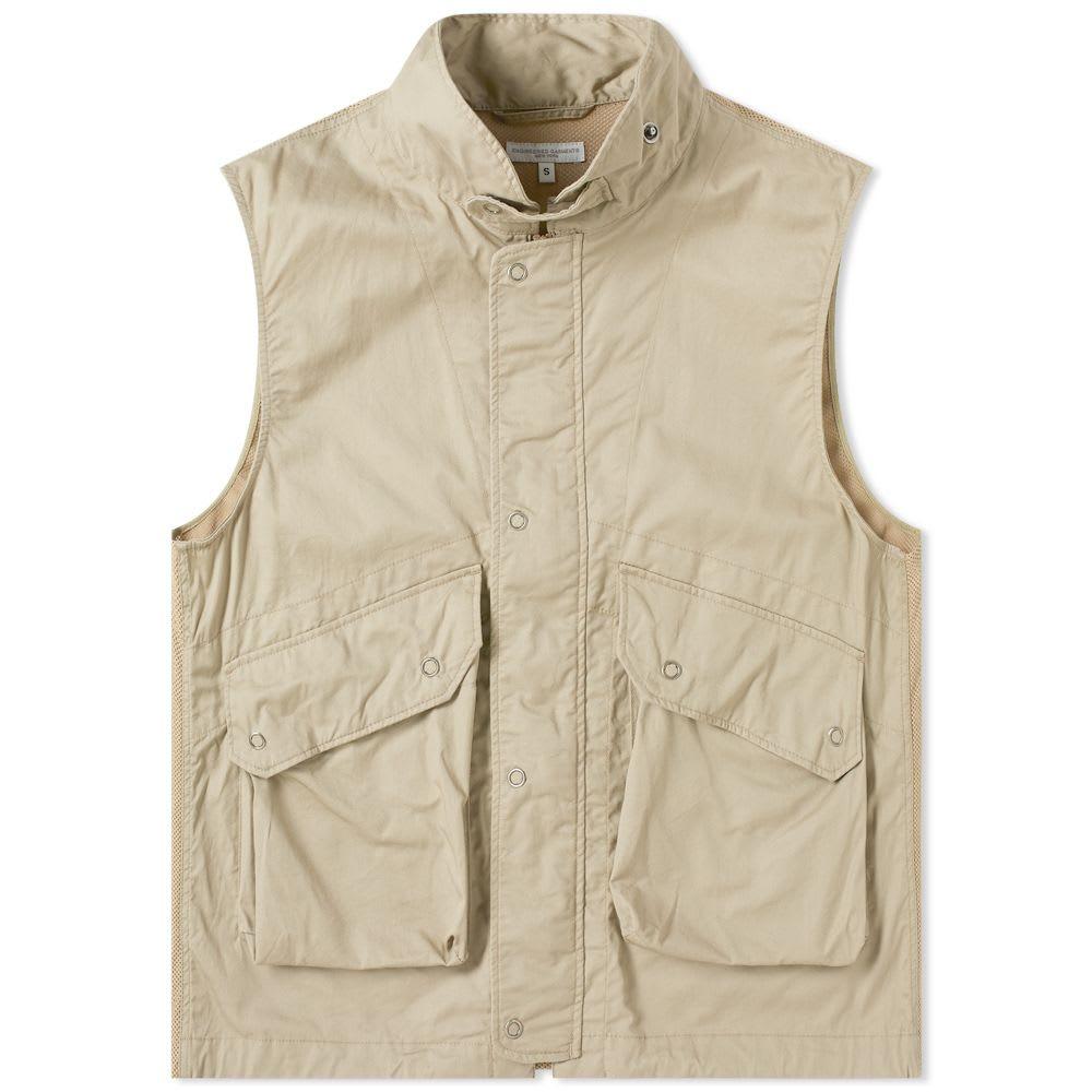 Engineered Garments Twill Field Vest