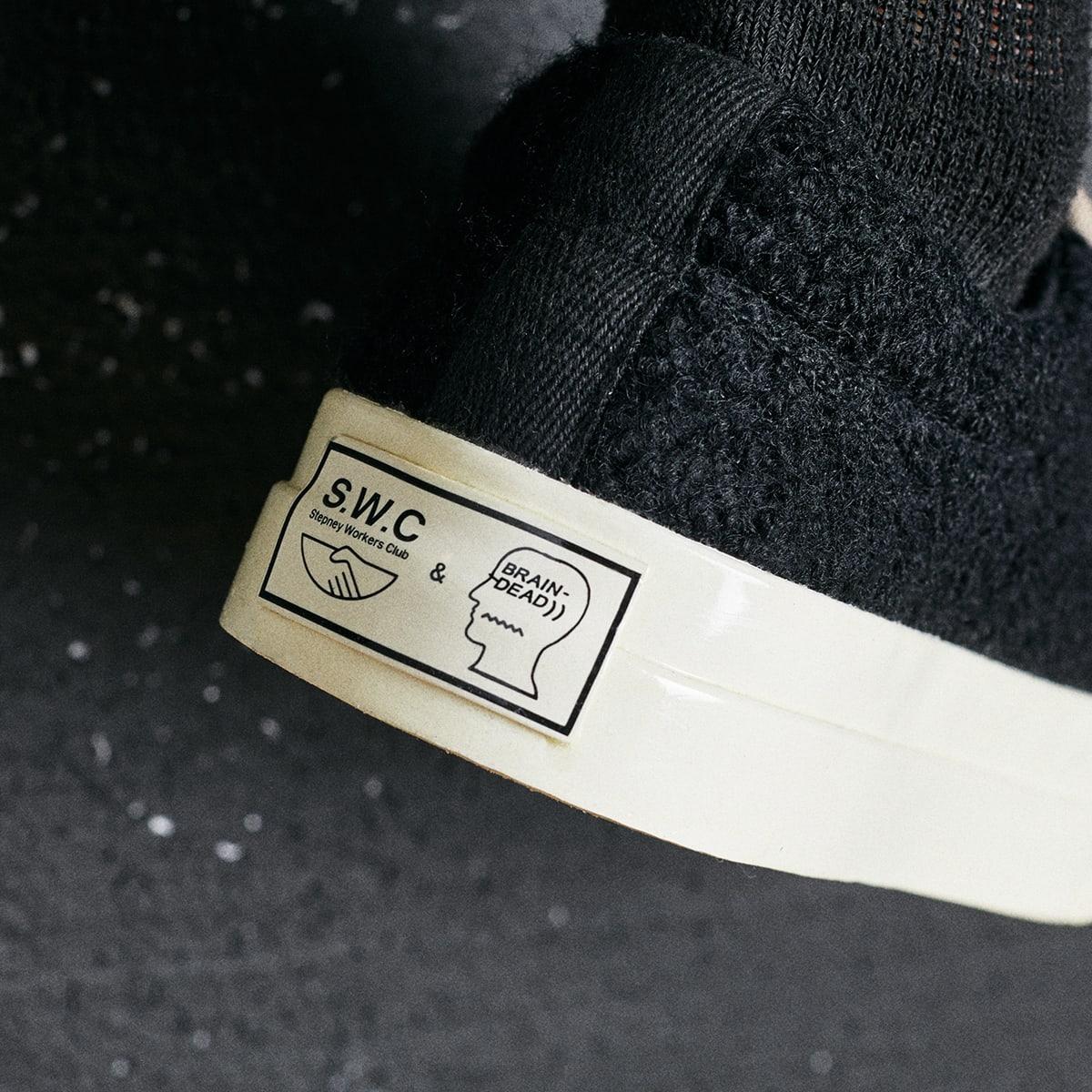 Stepney Workers Club x Brain Dead Dellow Boucle Sneaker - YC01013