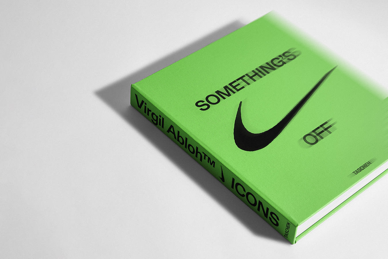 Nike. ICONS By Virgil Abloh - 978-3-8365-8509-5