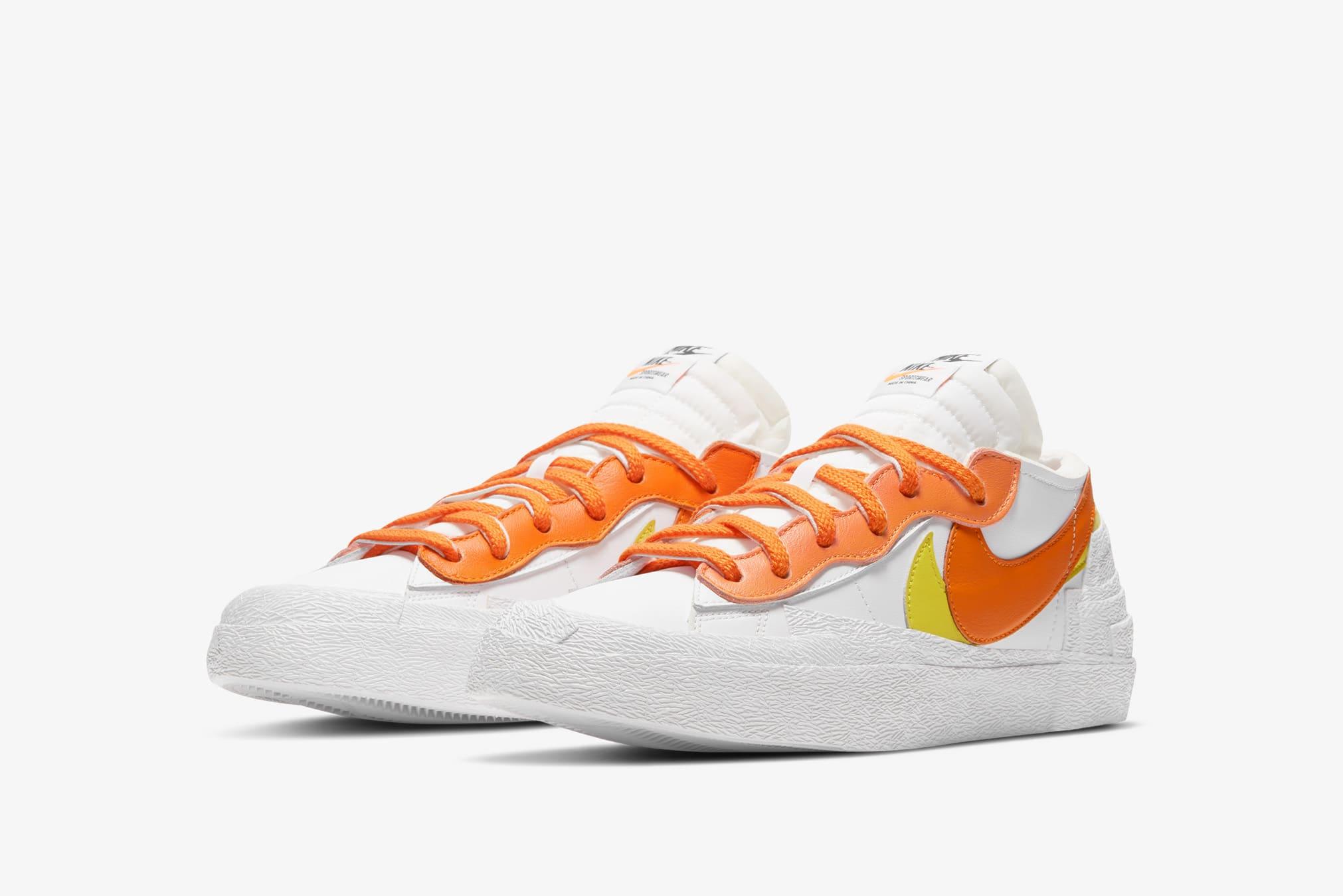 Nike x Sacai Blazer Low - DD1877-100