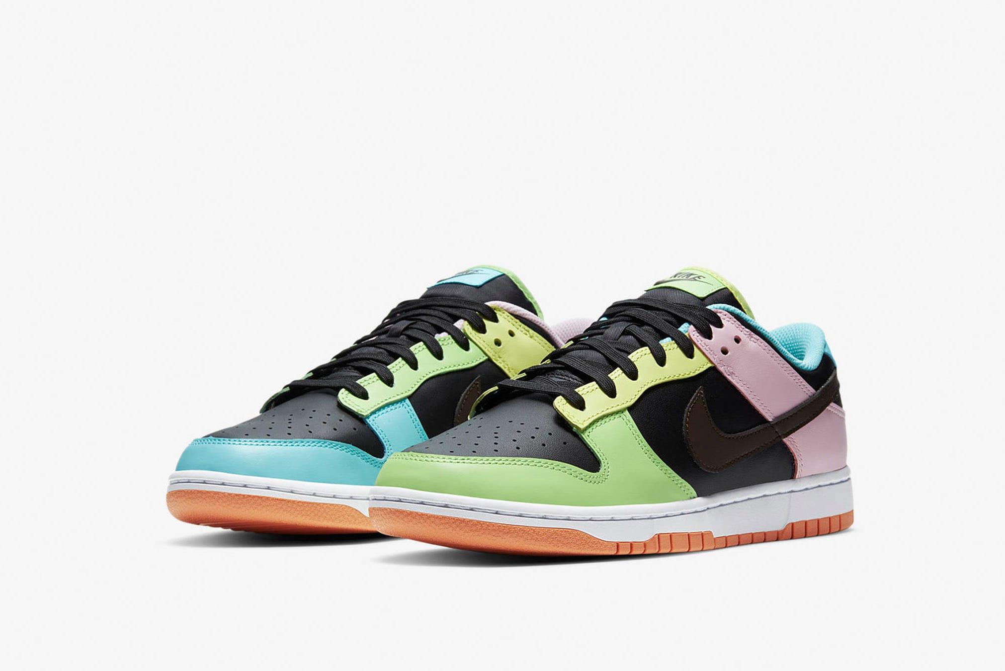 Nike Dunk Low SE Free 99 - DH0952-001