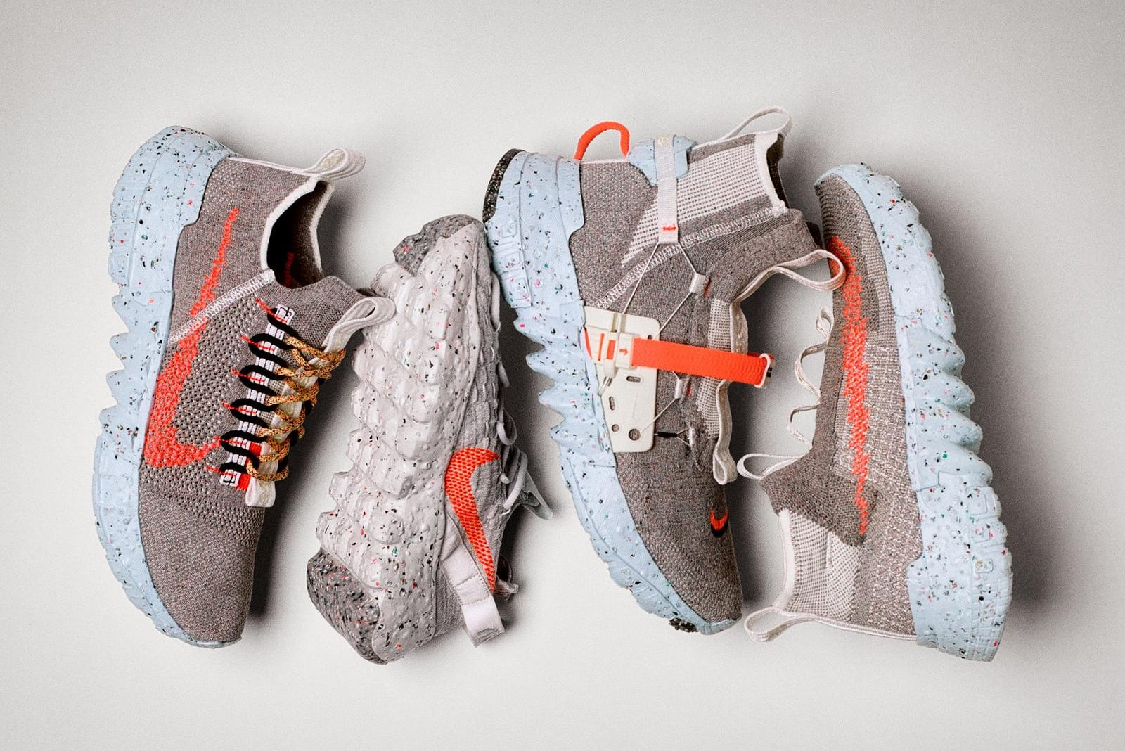 "Nike ""Space Hippie"" Collection"