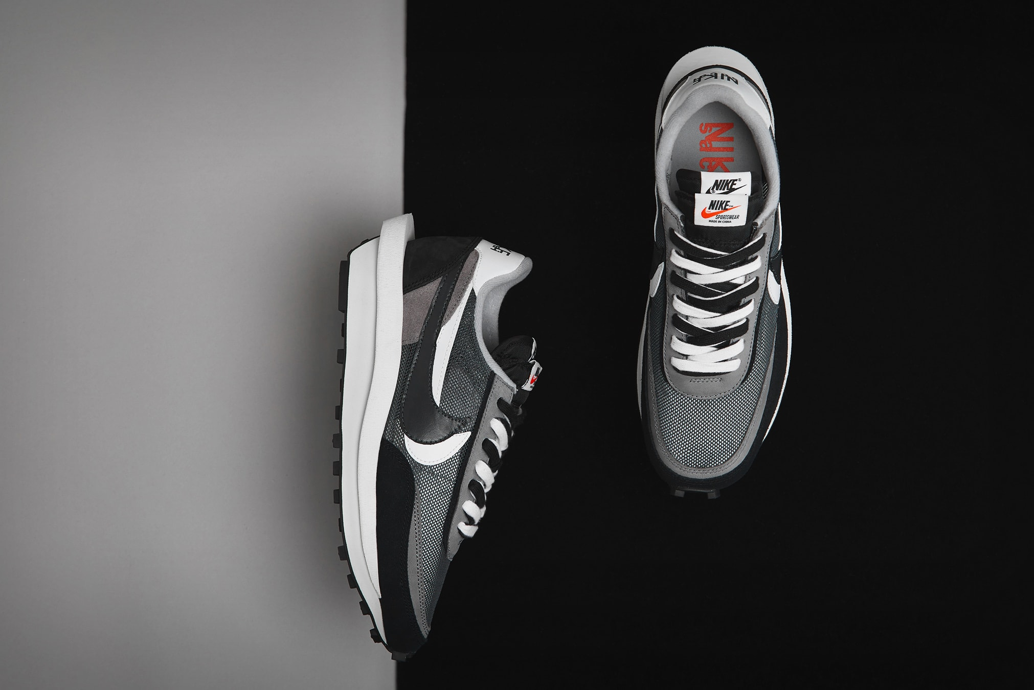 END. Features | Nike x Sacai LDWaffle