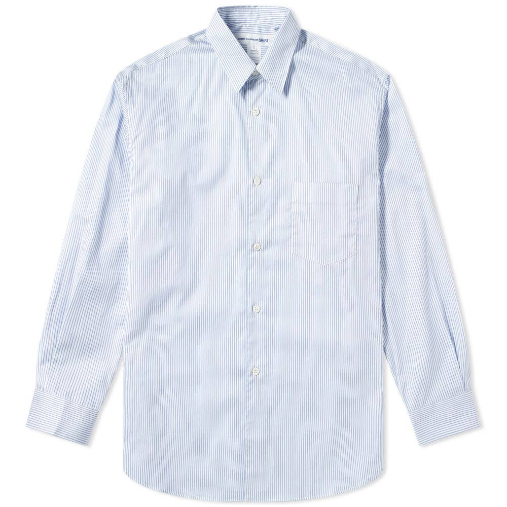 Comme des Garcons Shirt Forever Classic Striped Shirt