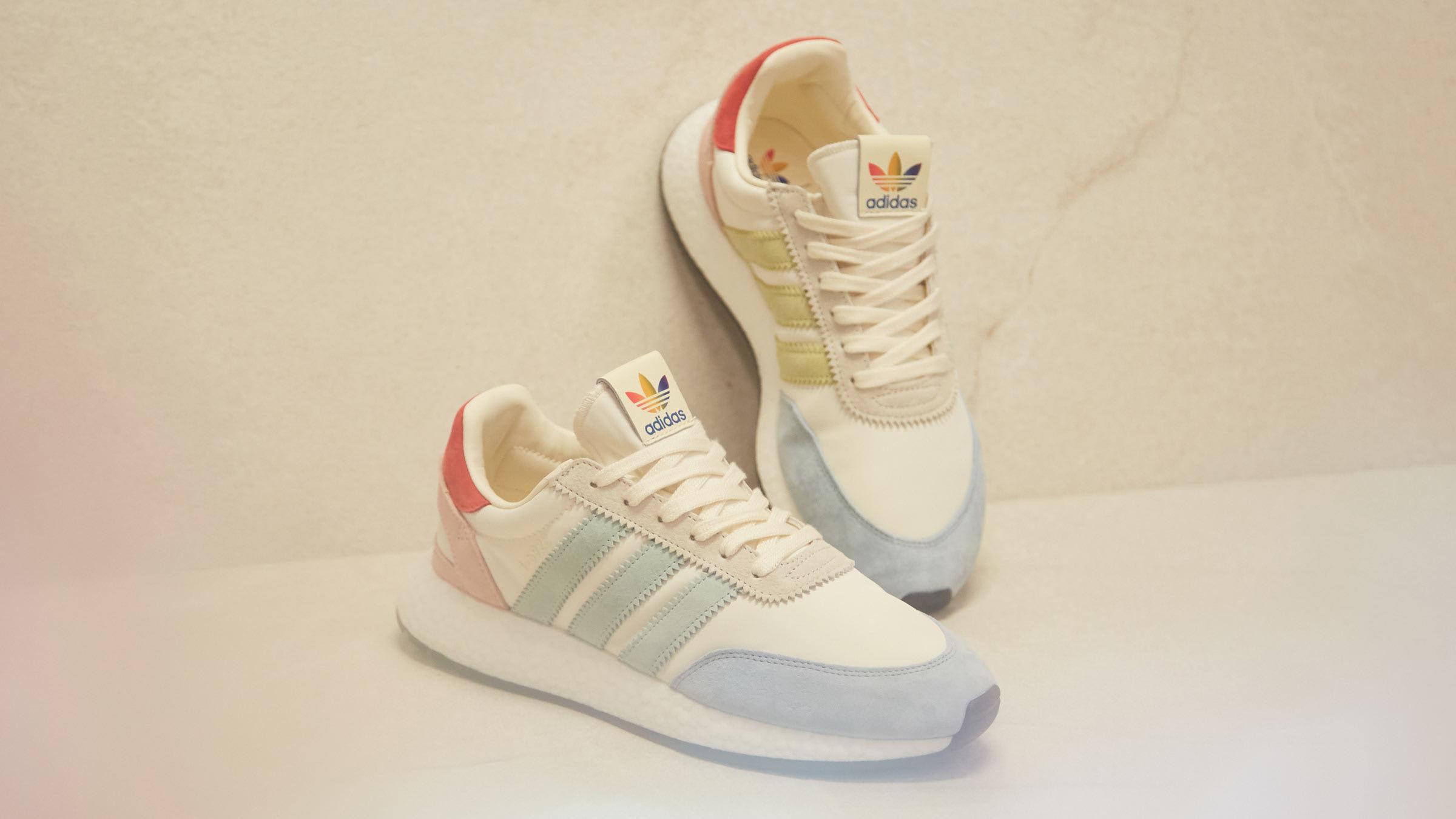 adidas I 5923 Pride Shoes WhiteBlue B41984