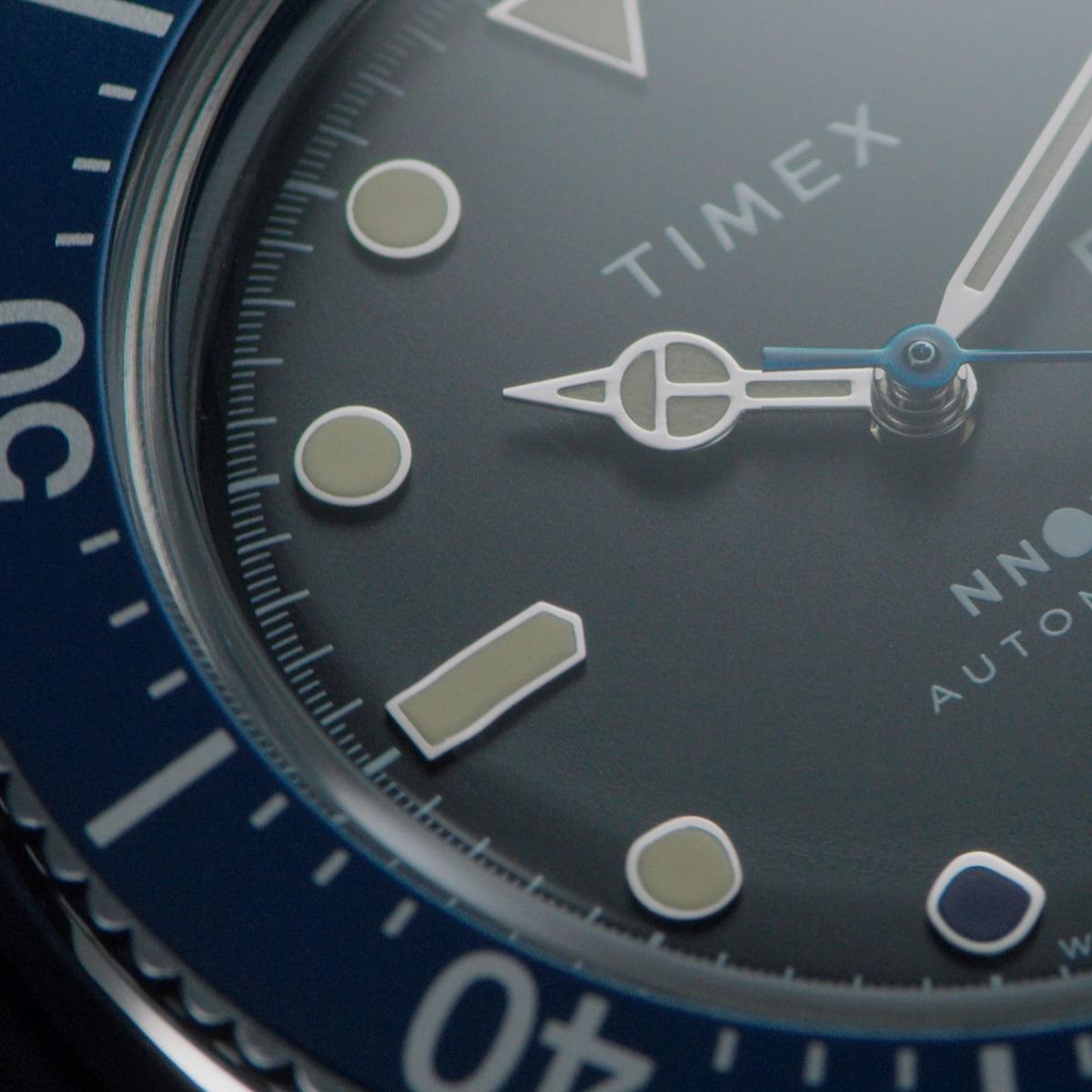 NN07 x Timex M79 Automatic - 213-9999-777-200