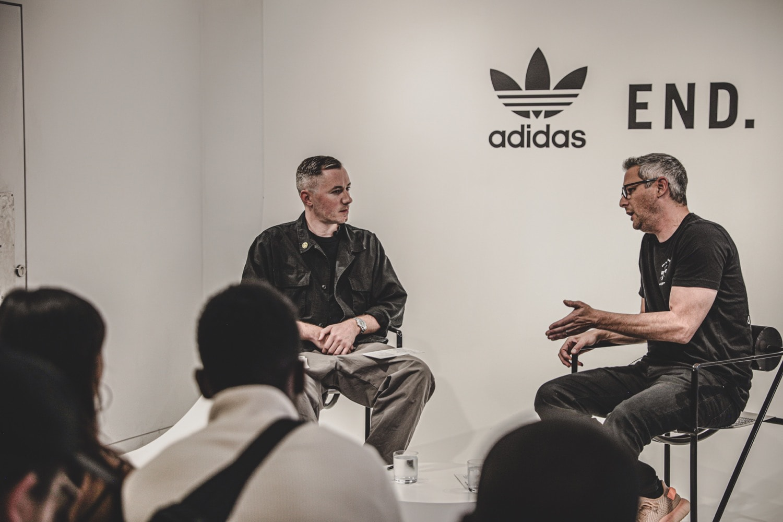 Jon Wexler and Benji B In Conversation
