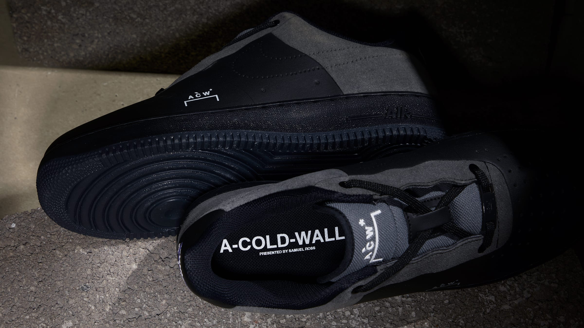 best value a28a0 a3c49 END. Features | Nike x A-COLD-WALL* Air Force 1 - Register ...