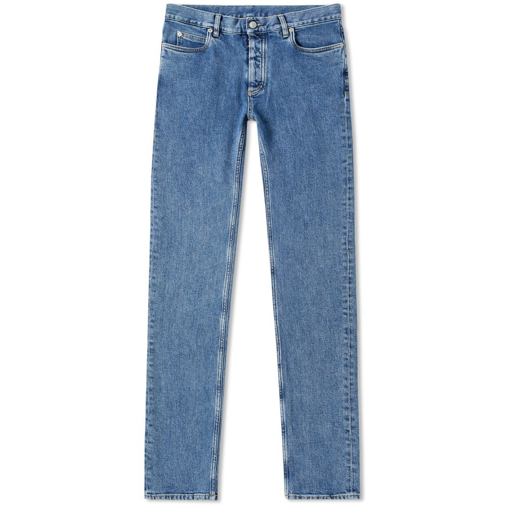 Maison Margiela Slim Fit Vintage Wash Jean