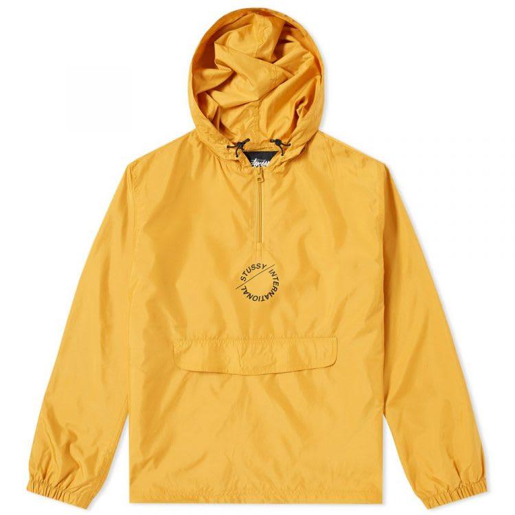Nylon Pop Over Jacket