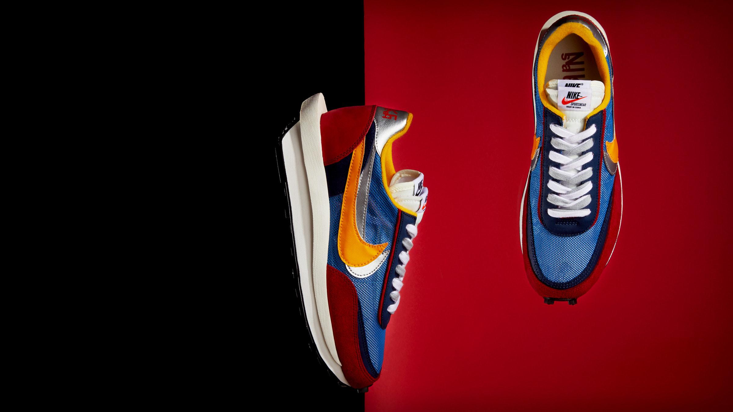Nike x LDWaffle - BV0073-400