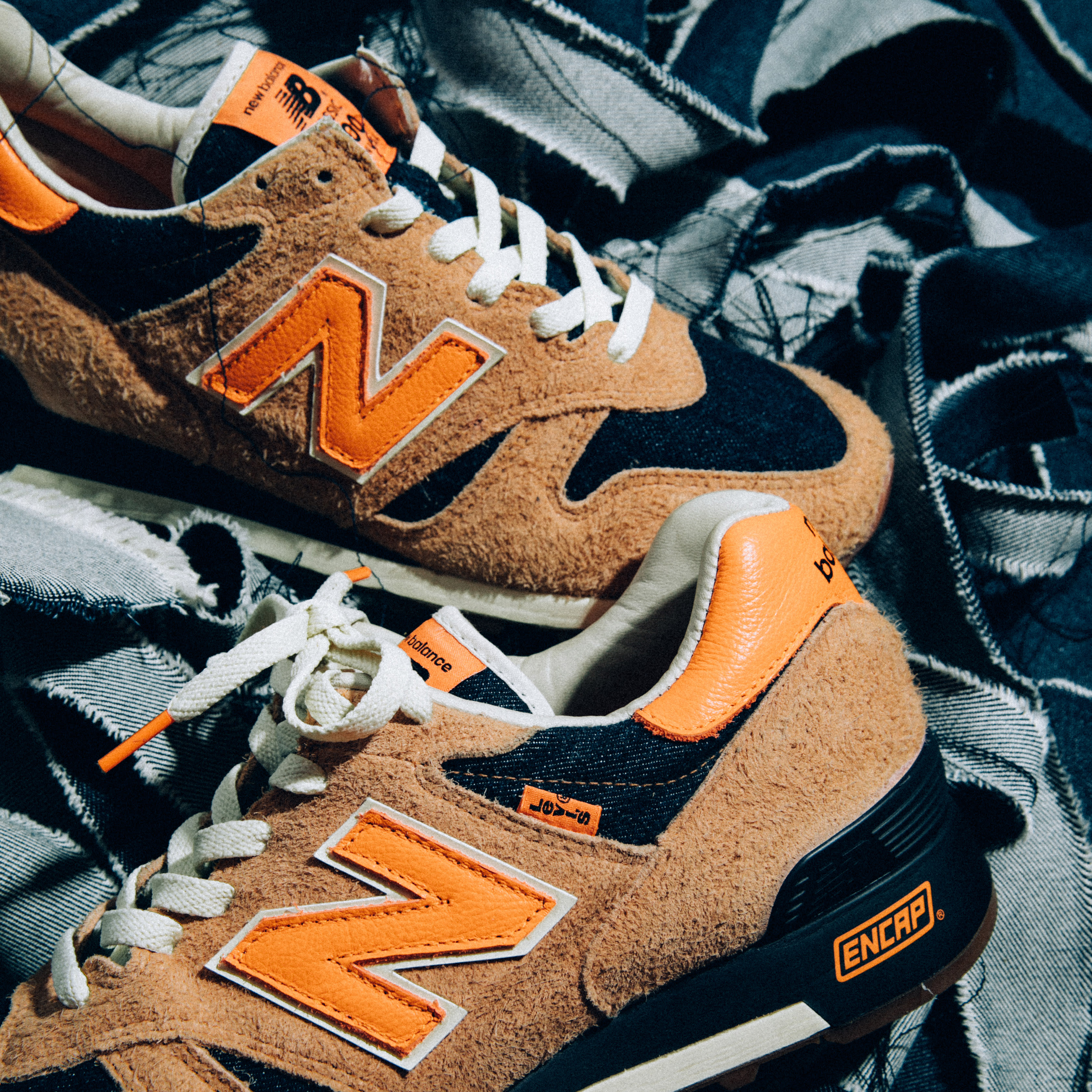 canta cerca Posdata  END. Features | New Balance x Levi's M1300LV Made in USA - Register Now on  END. Launches
