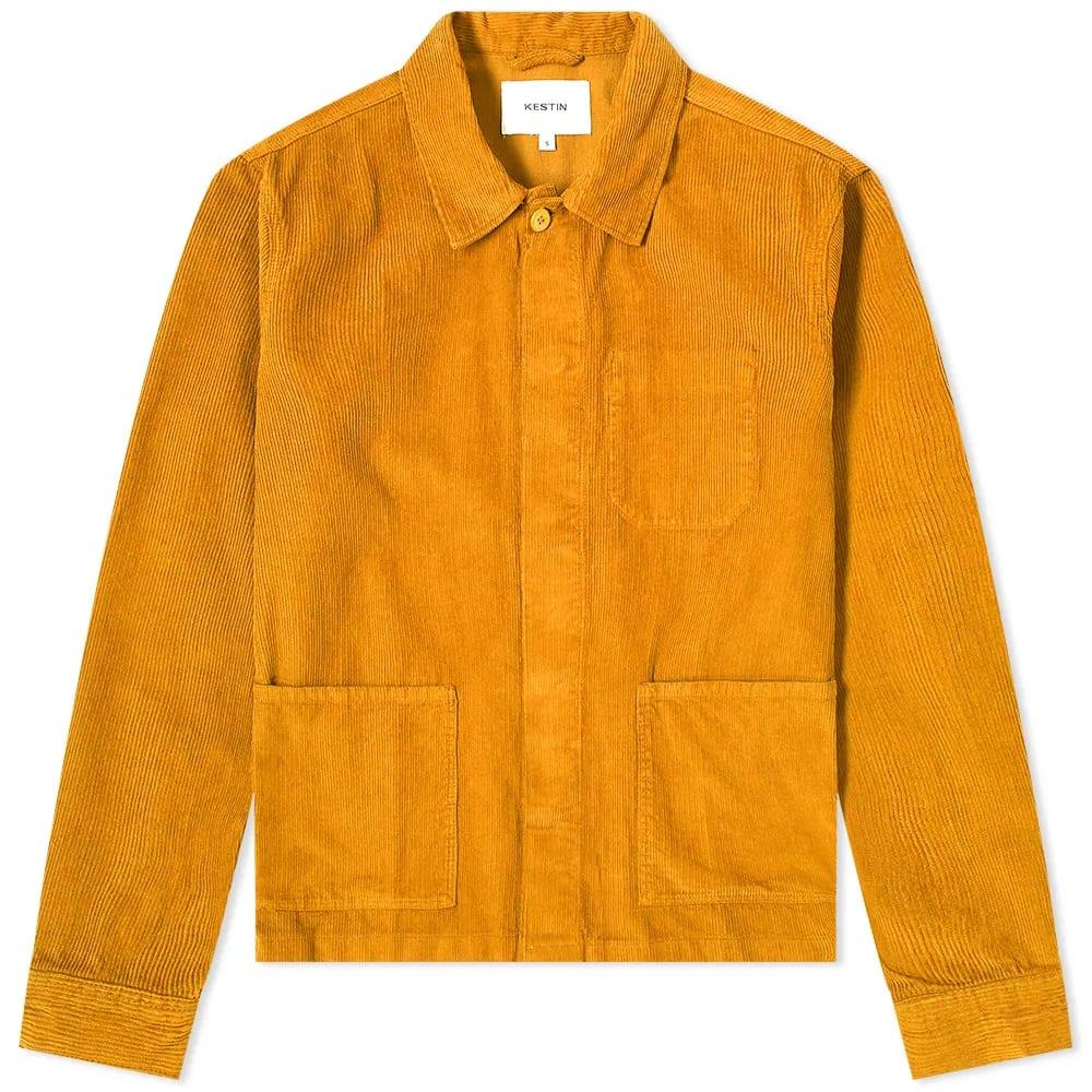 Kestin Arbroath Cord Jacket