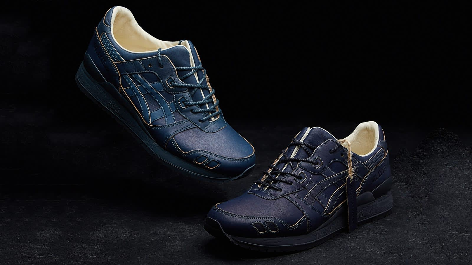 END. Features | Asics Explore the Ancient Japanese Art of