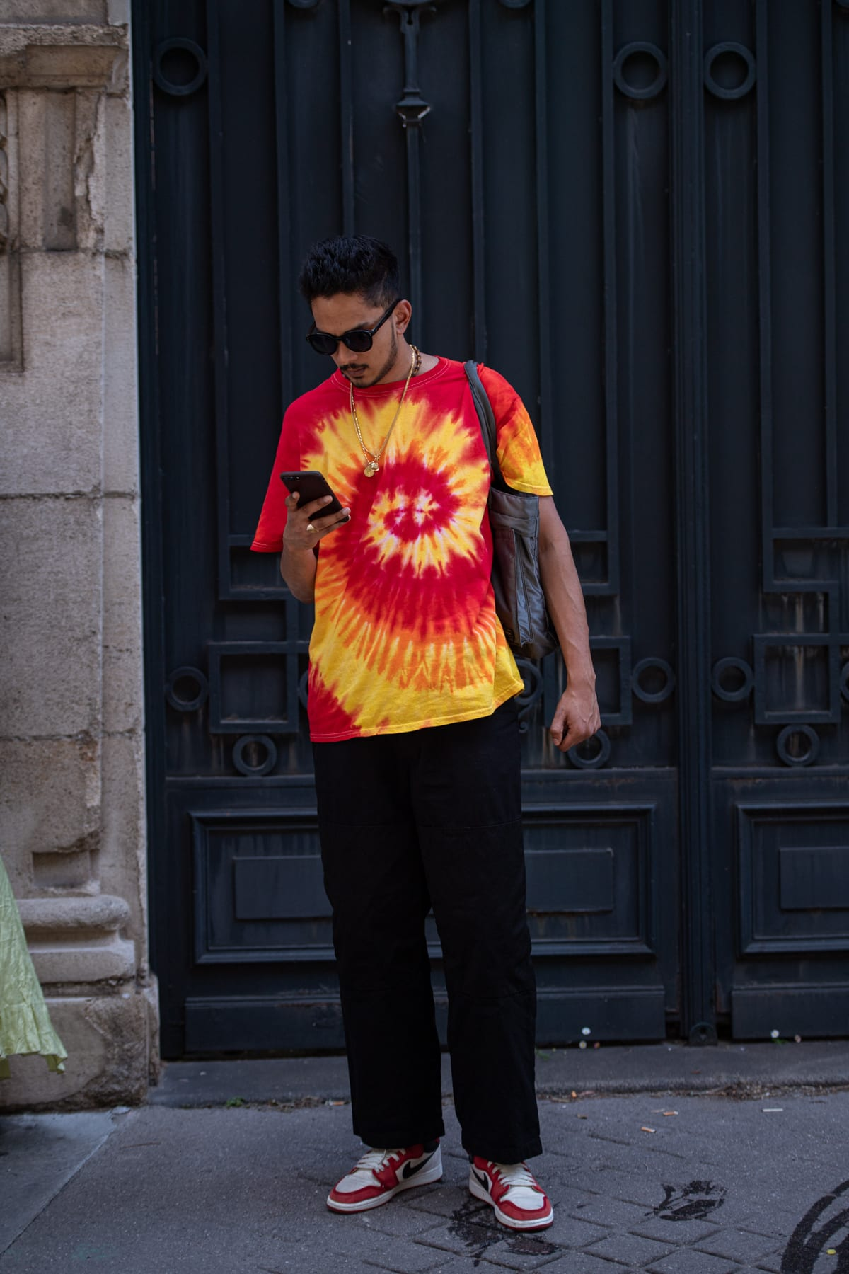 Paris Fashion Week SS20 Street Style