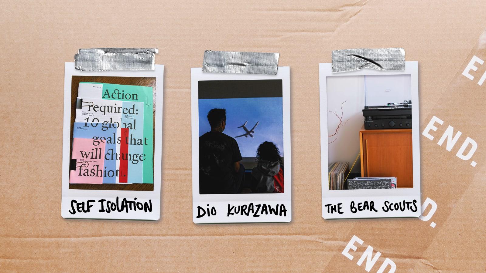 SELF ISOLATION .08 | Dio Kurazawa @ The Bear Scouts