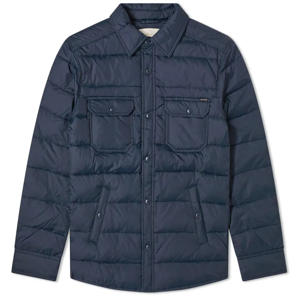 Aimé Leon Dore Nylon Filled Shirt Jacket