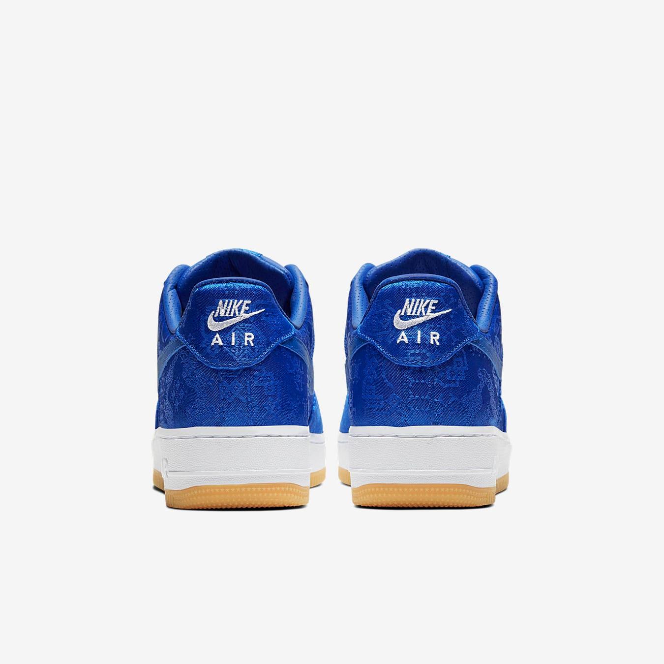Nike x CLOT Air Force 1 Premium - CJ5290-400