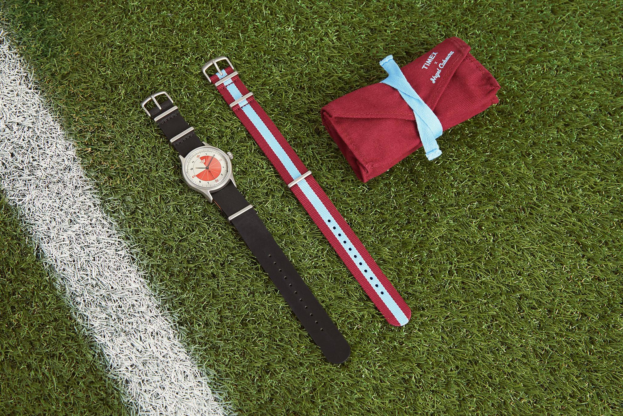 Timex x Nigel Cabourn Referee's Watch - TWG020600XV