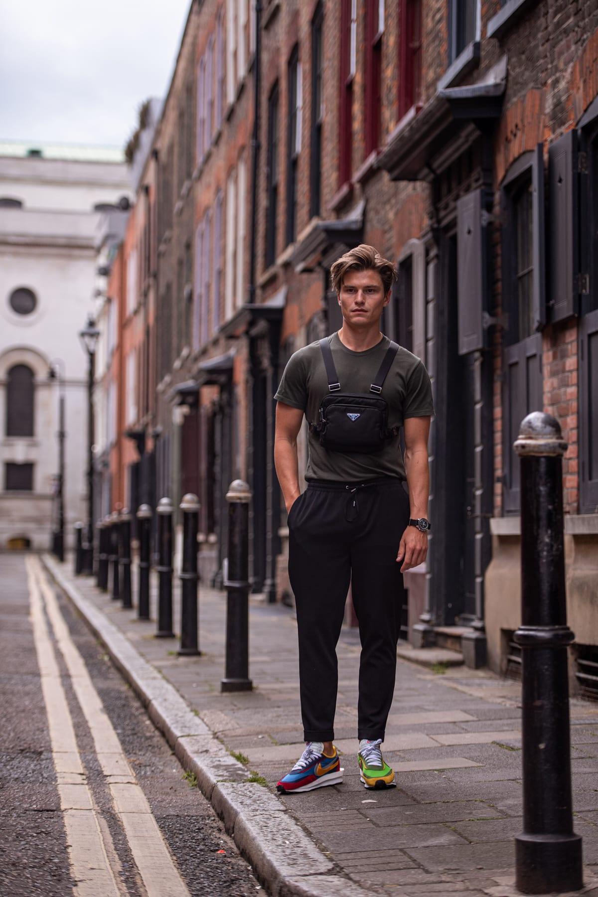 London Fashion Week Men's SS20 Street Style