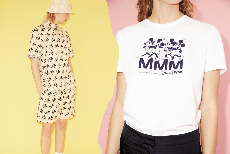 "Wood Wood x Disney ""MMM"" Capsule Collection"