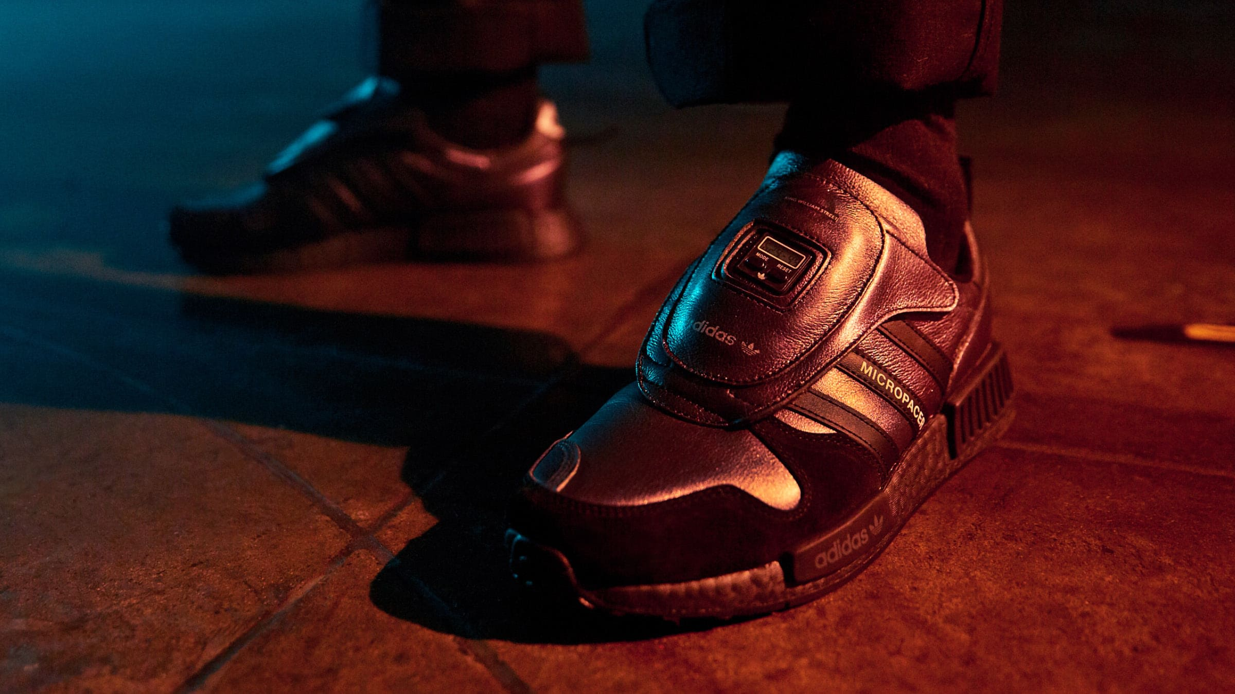 Thumbnail for BVG x adidas – The ticket shoe | Adidas
