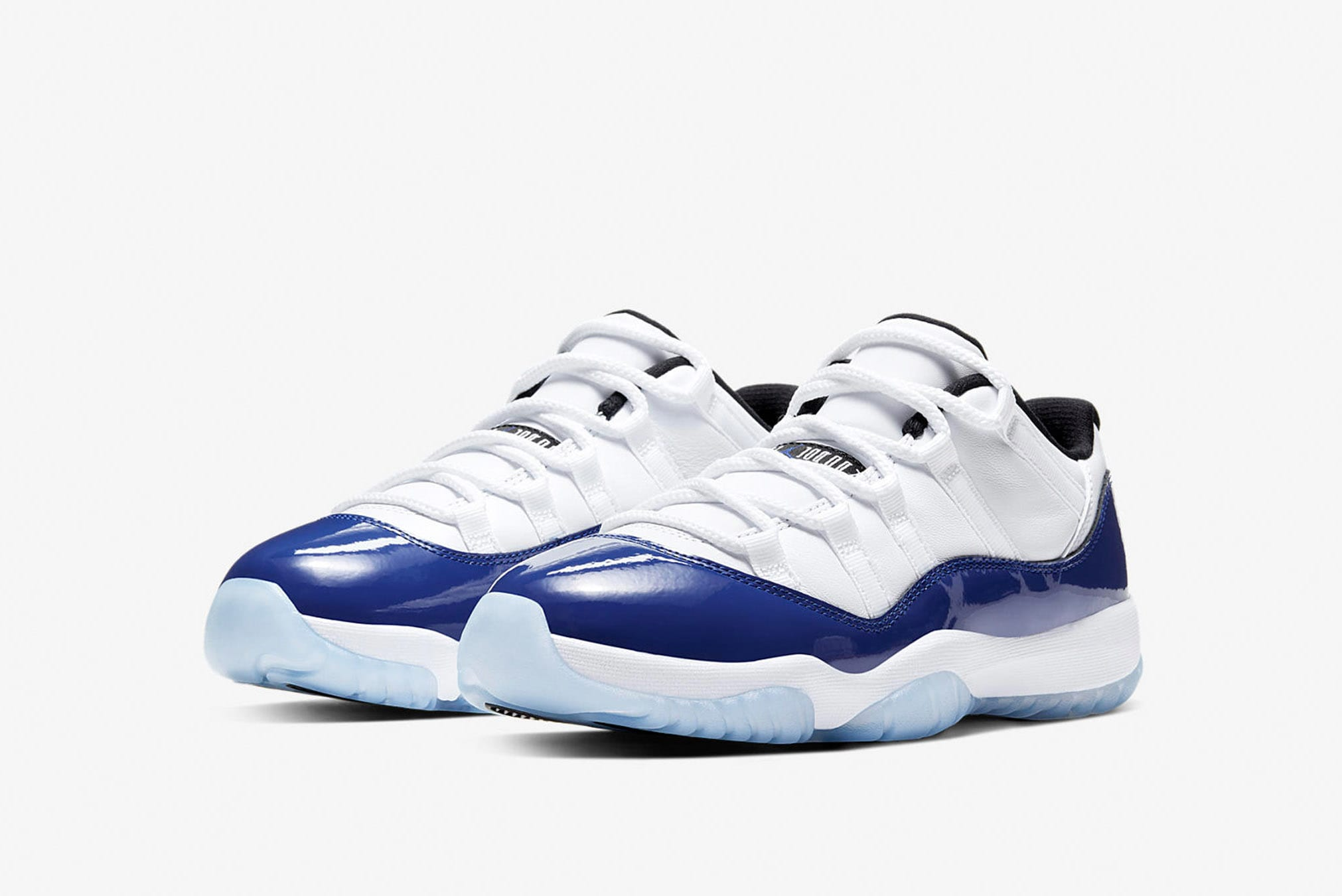 Air Jordan 11 Retro Low W - AH7860-100