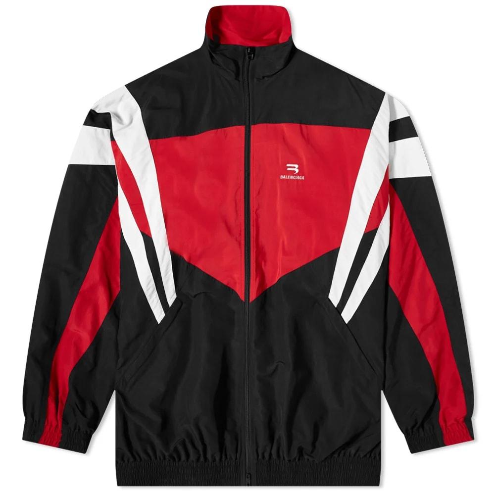 Balenciaga Oversize Tracksuit Jacket