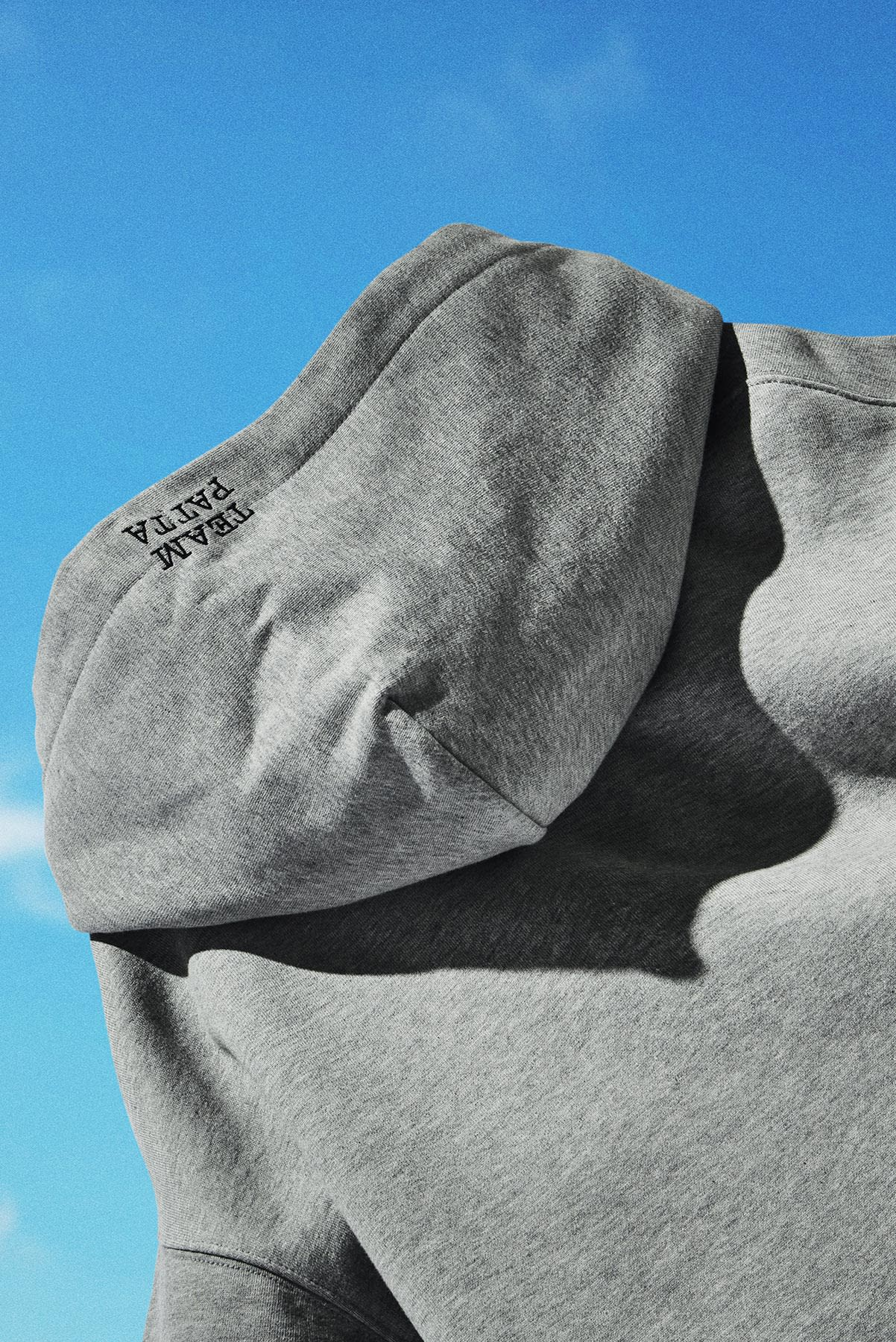 "END. x Patta Hoody ""BEGIN."" Capsule"