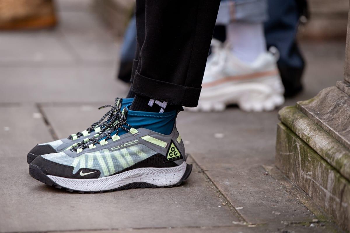 Nike ACG Zoom Terra Zaherra London Men's Fashion Week AW20
