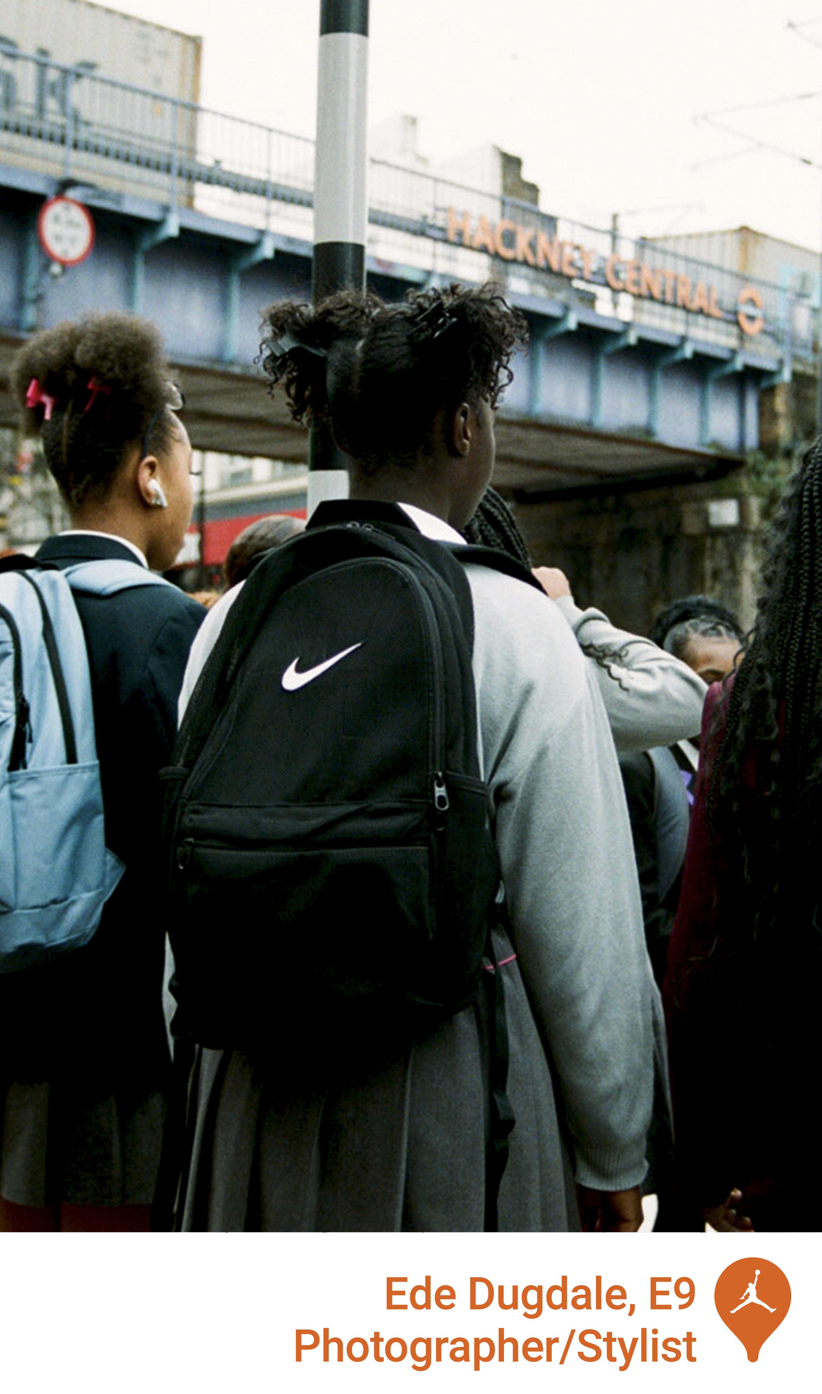 Air Jordan One: A Love Letter to London - Ede Dugdale London Schoolgirls