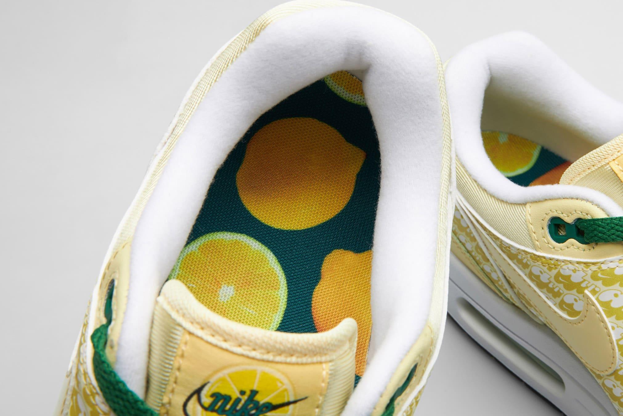 "Nike Air Max 1 PRM ""Lemonade"" - CJ0609-700"