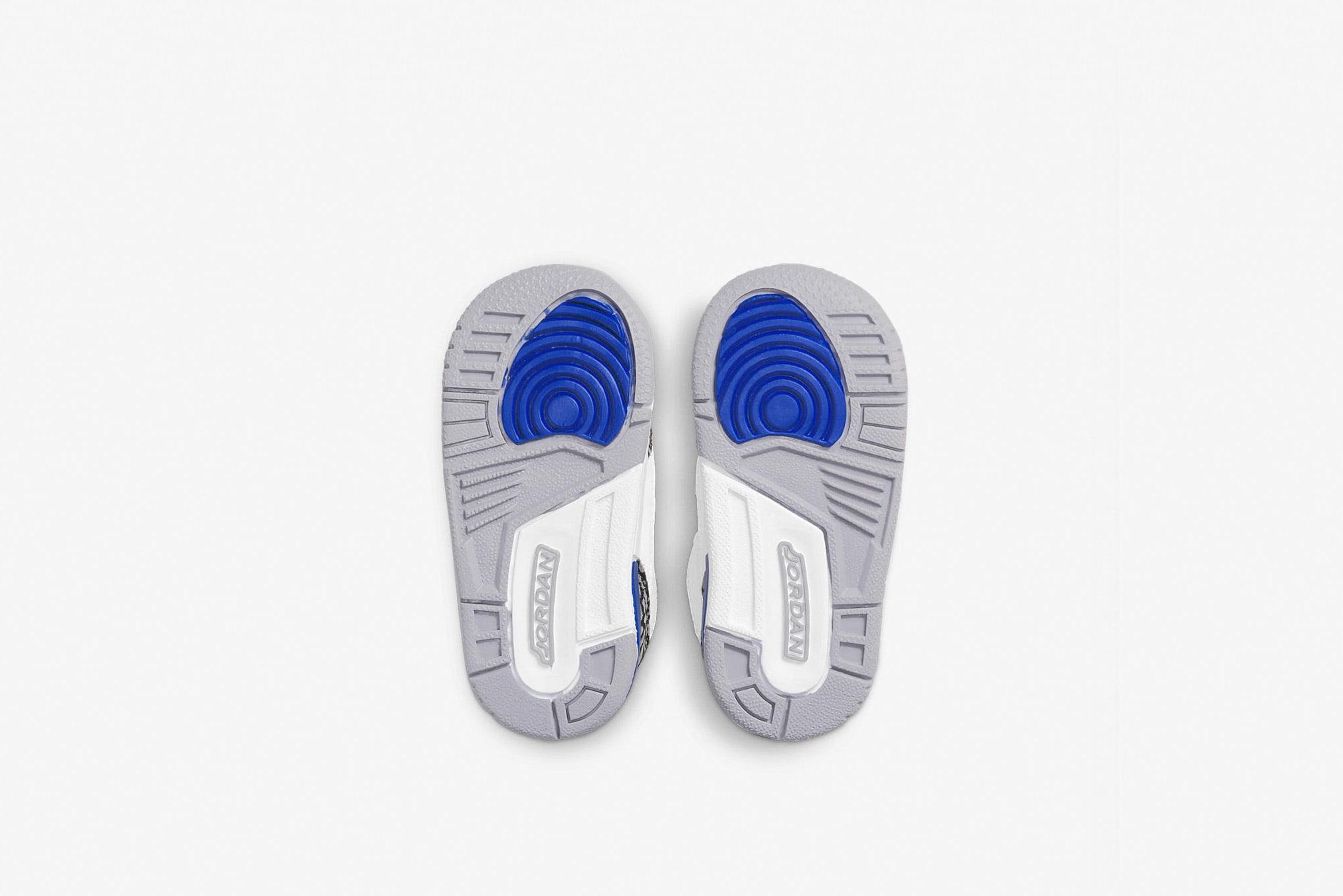 "Air Jordan 3 Retro BT ""Racer Blue"" - 832033-145"