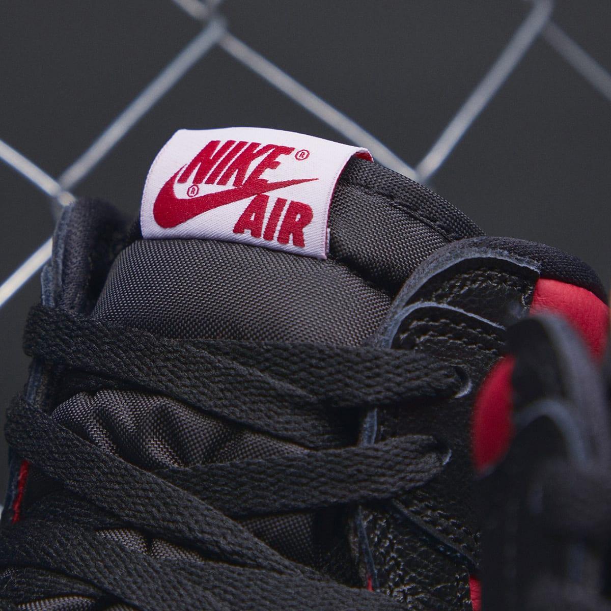 Nike Air Jordan 1 High OG 'Gym Red' - 555088-061