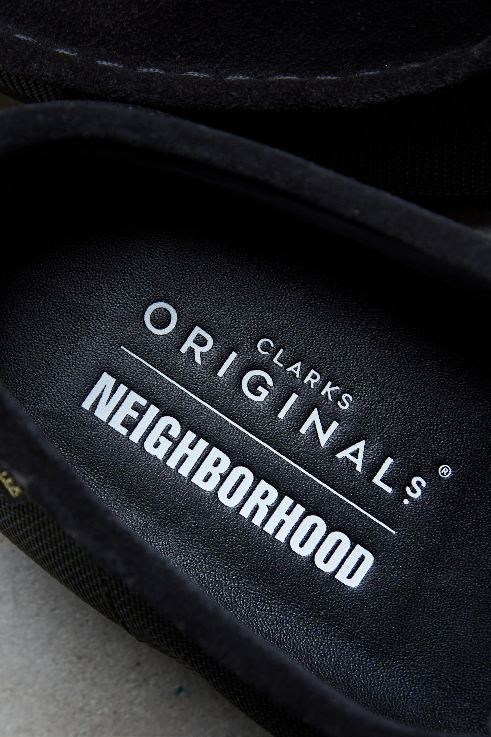 Clarks Originals x Neighborhood Pack