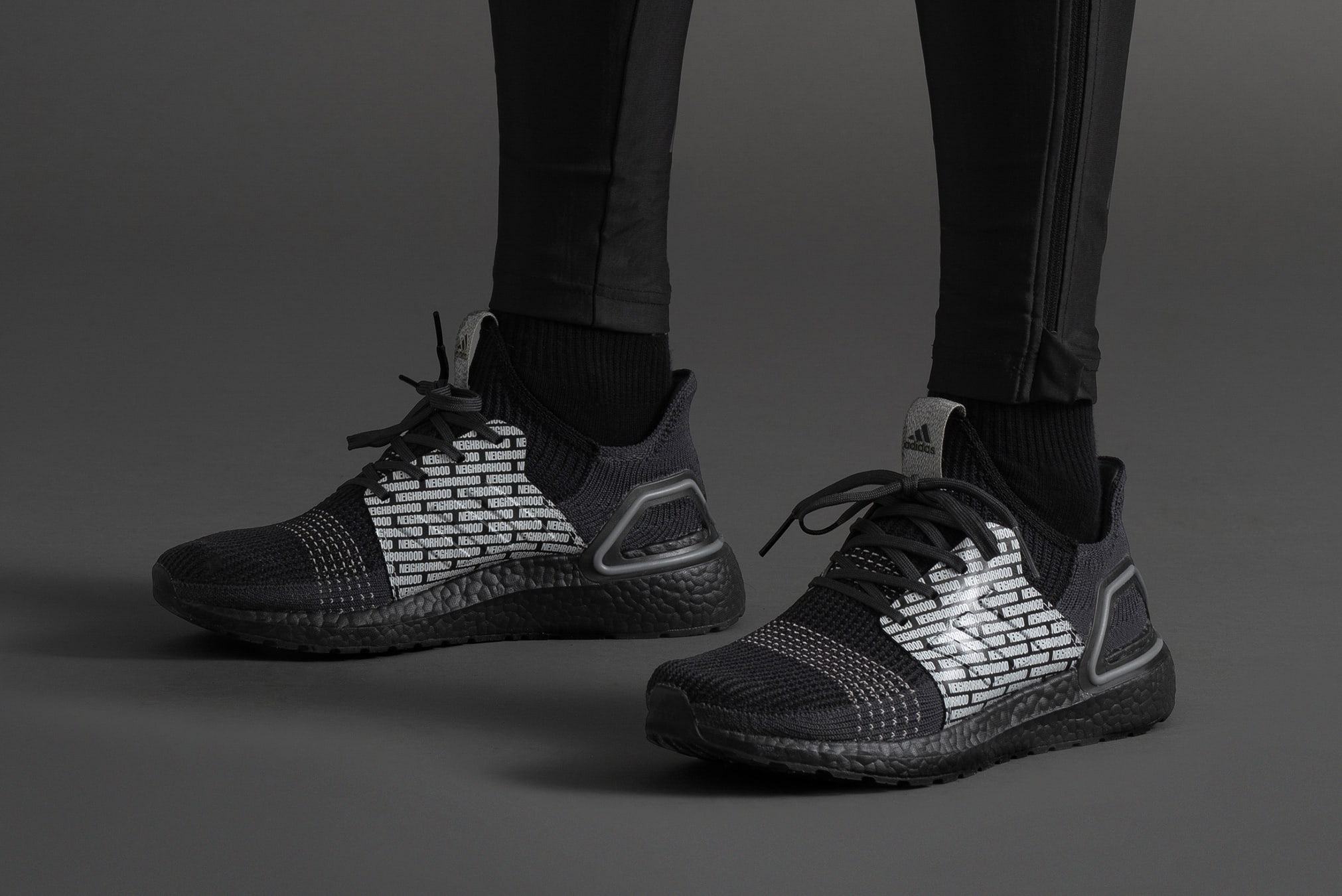adidas x Neighborhood Ultra Boost 19 - FU7312