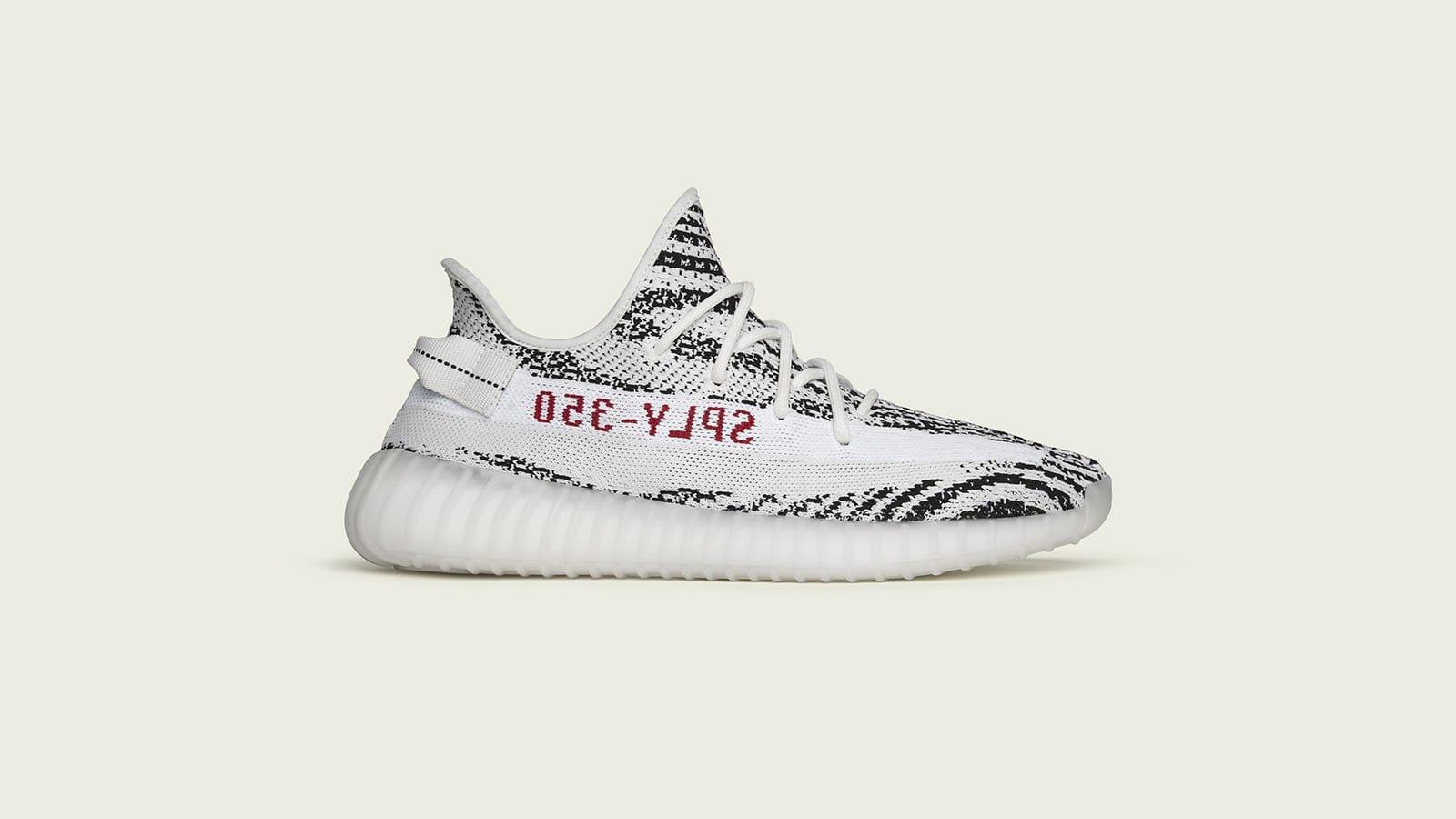 Adidas Yeezy Boost 350 V2 Zebra CP9654 Worldwide shipping is