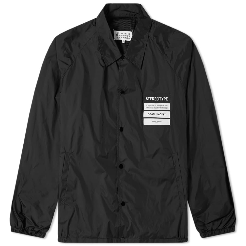 Stereotype Coach Jacket