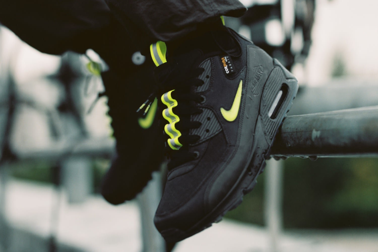 END. Features | Nike x BSMNT Manchester Air Max 90 '08 2