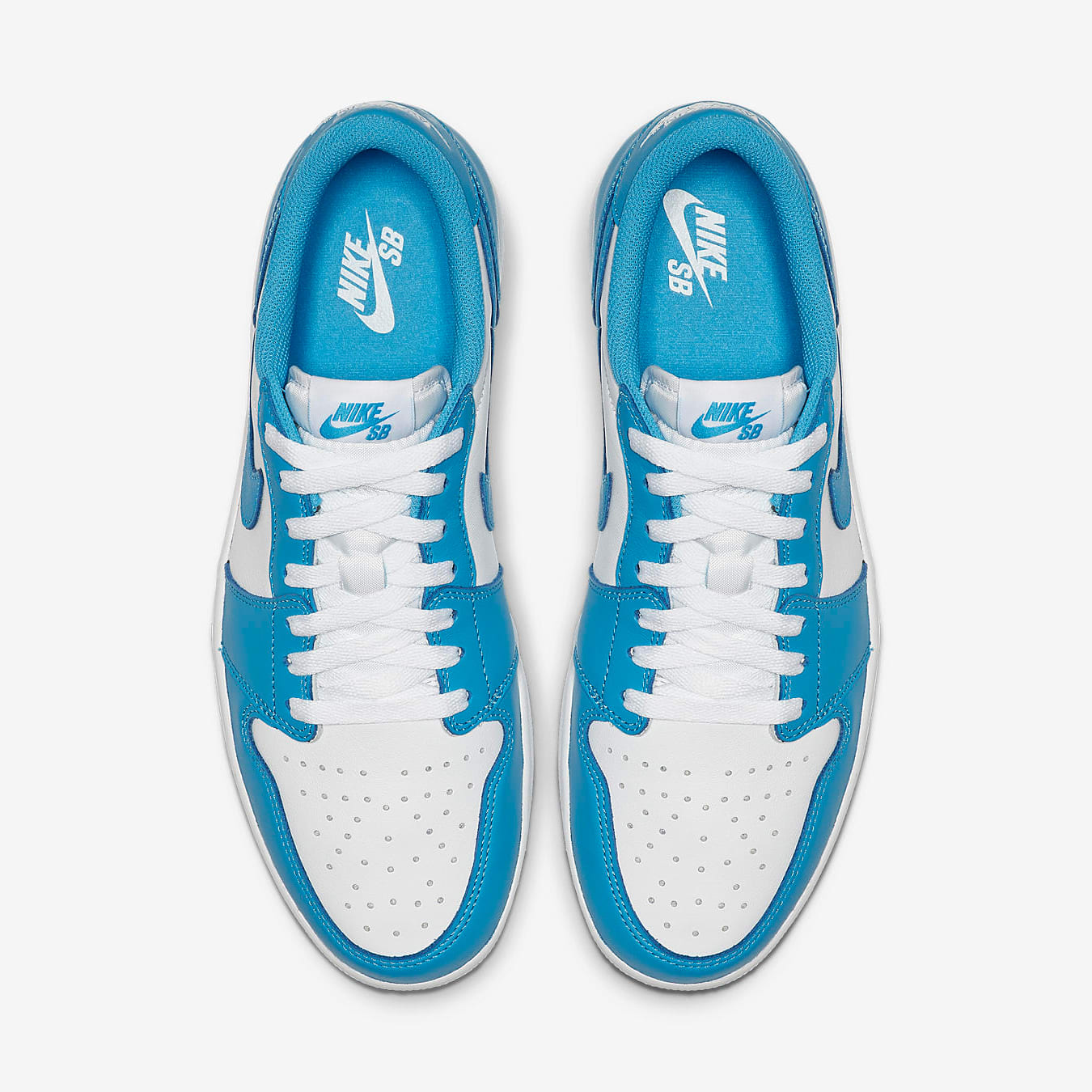 End Features Nike Air Jordan 1 Sb Low Unc Register Now On