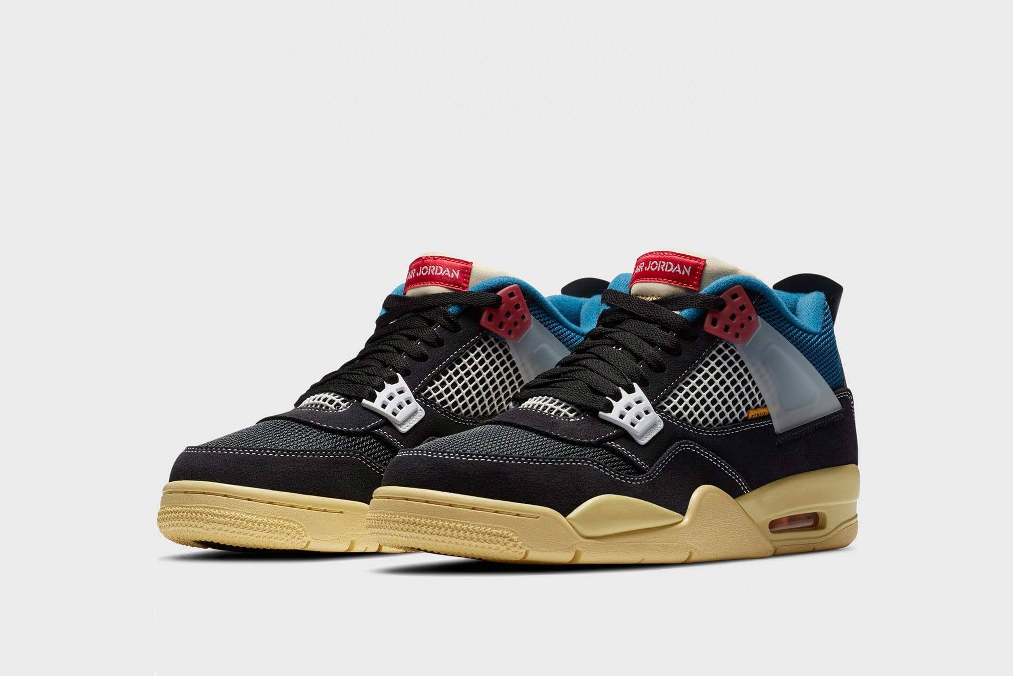 "Air Jordan 4 Retro SP ""Union"" - DC9533-001"