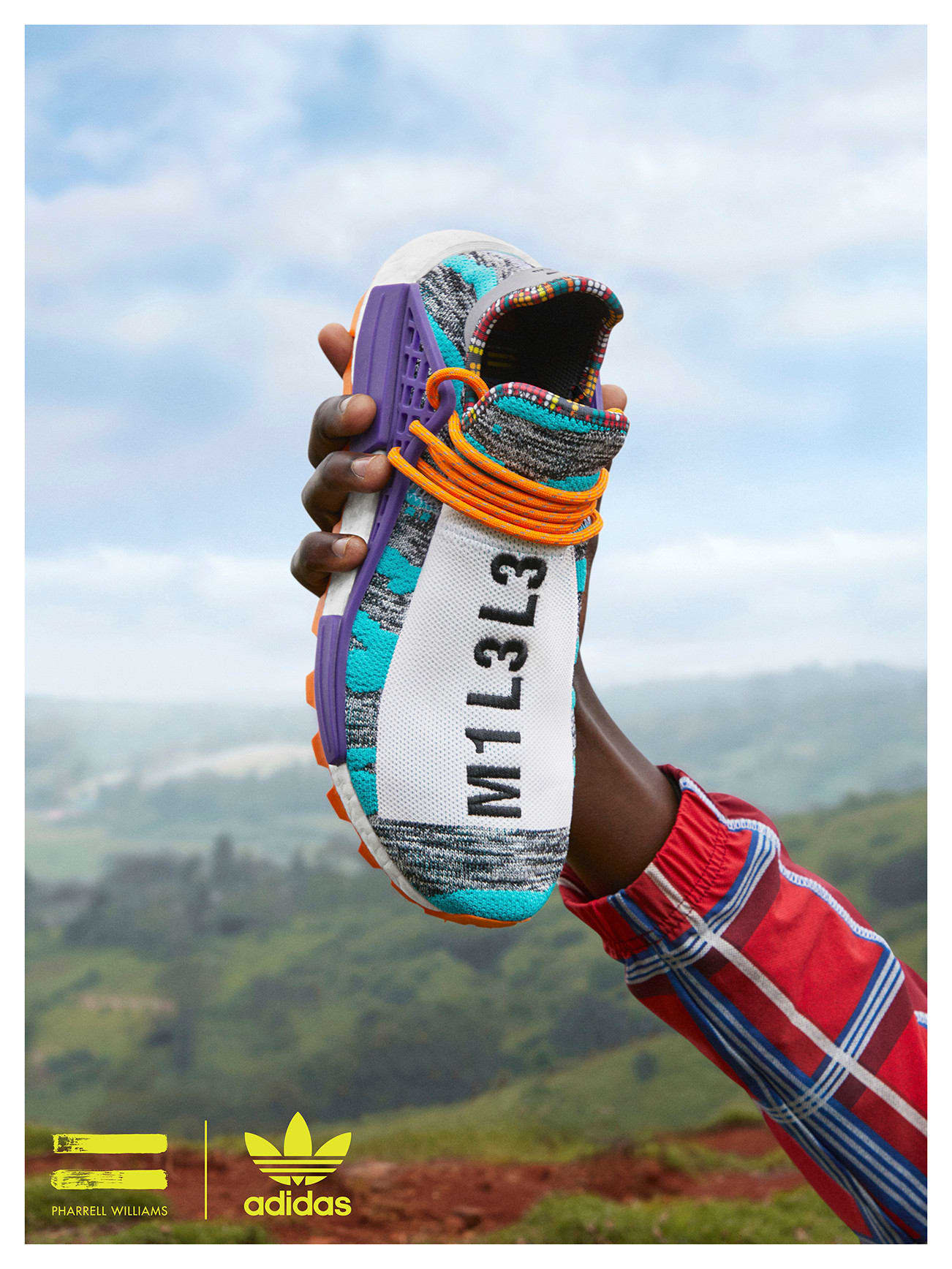 END. Features | Check out the Pharrell x adidas Originals