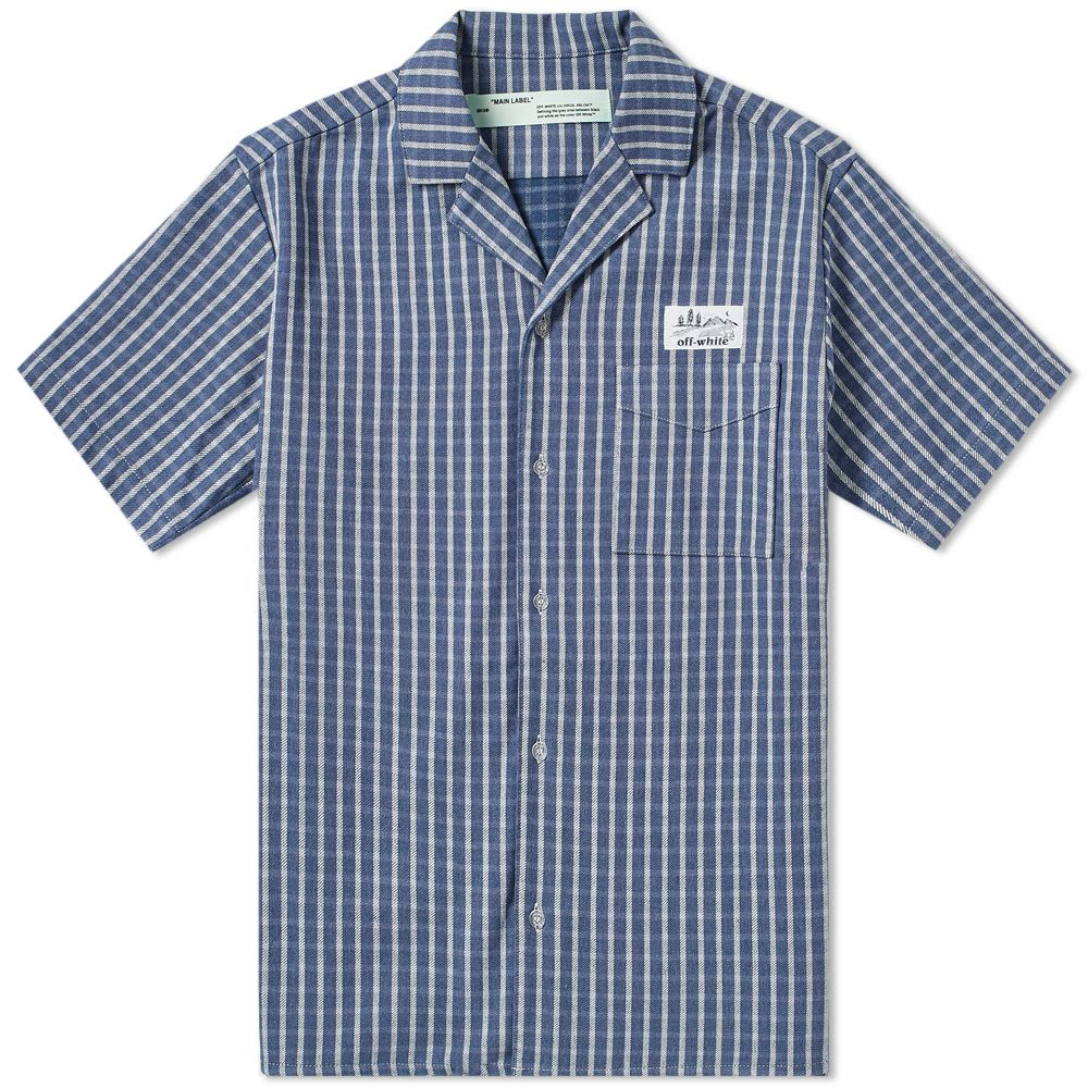 Off-White Check Vacation Shirt