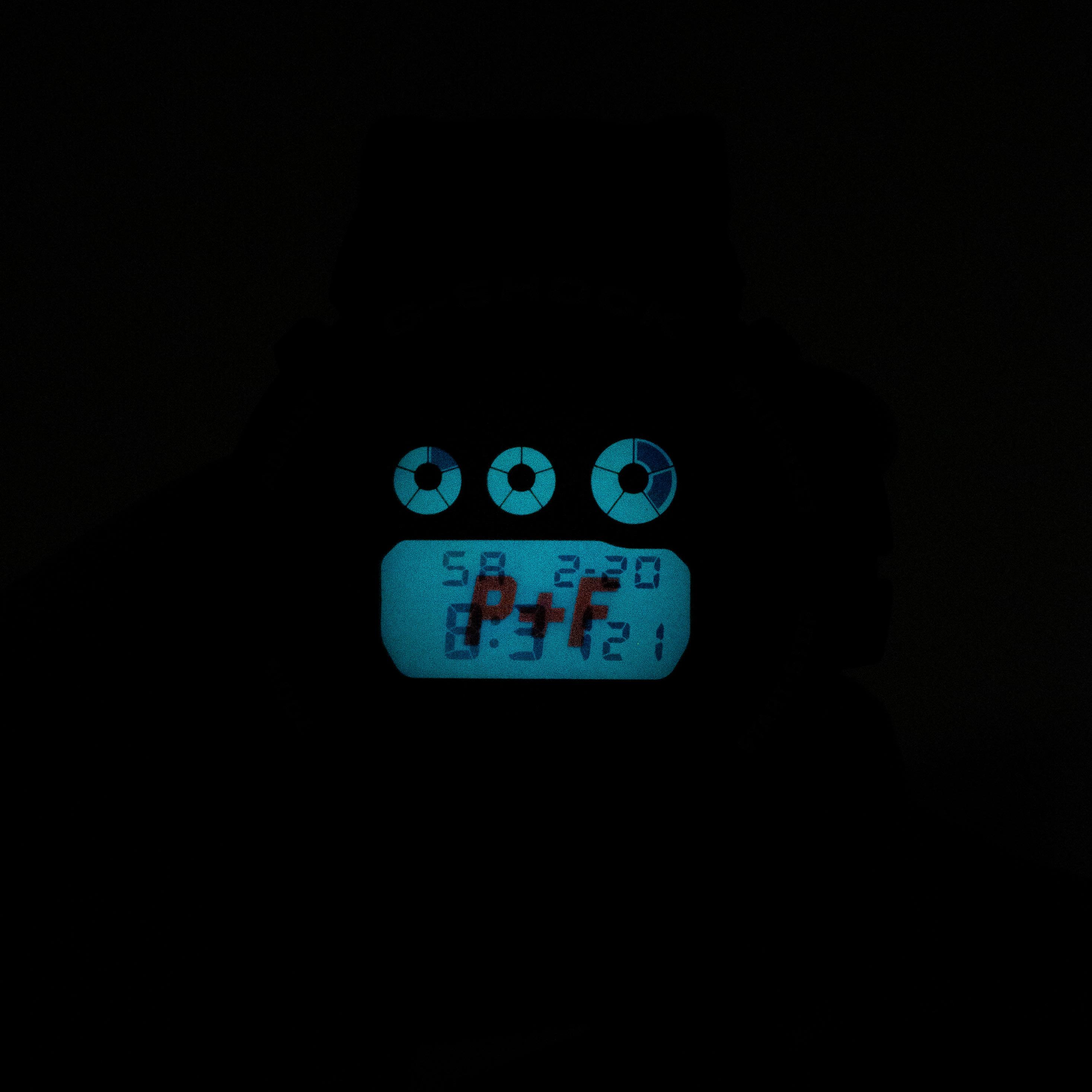 Casio G-Shock x PLACES+FACES DW-6900 - DW-6900PF-1ER-PF