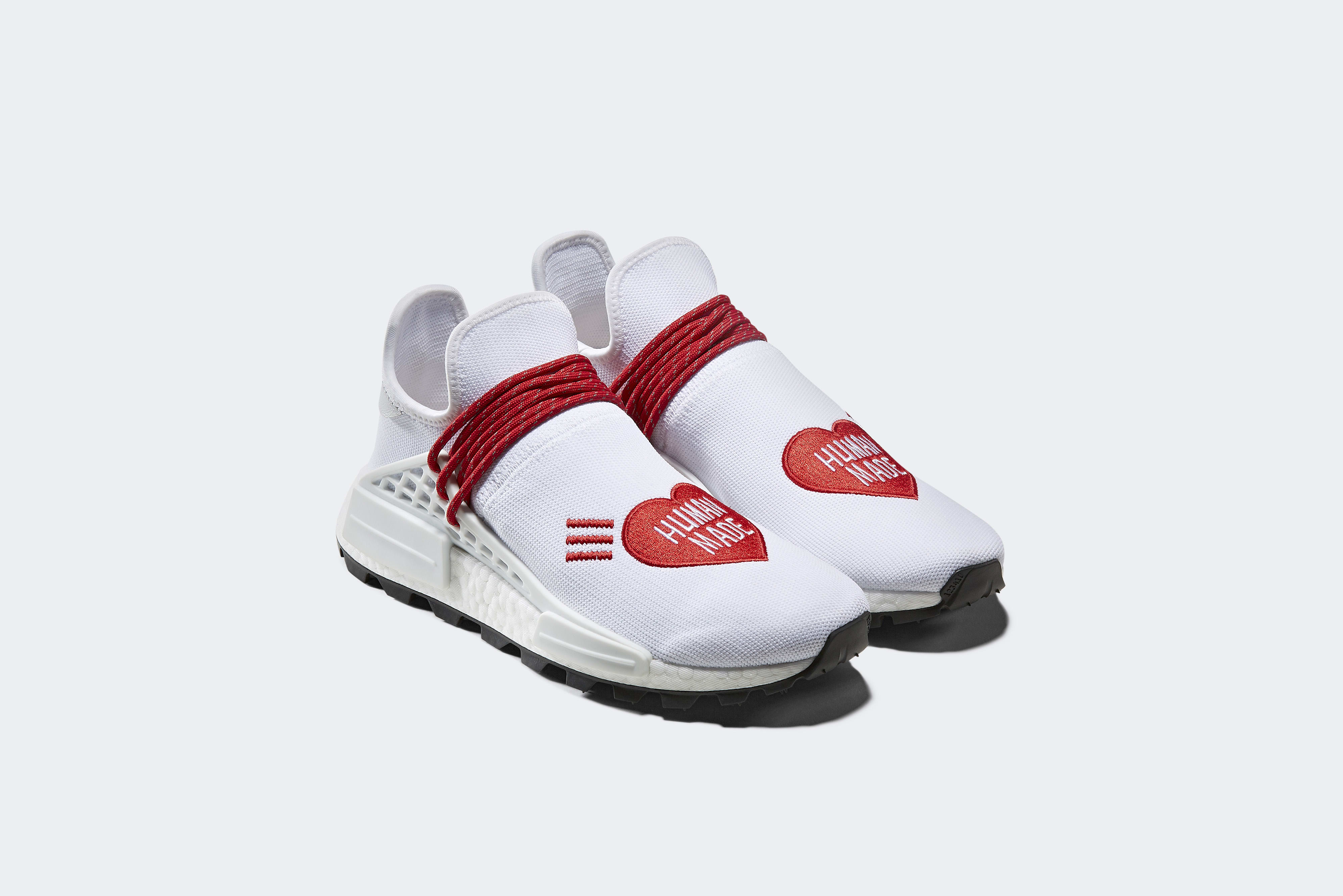 amante Accor Agresivo  END. Features | adidas x Pharrell Williams x Human Made - Register Now on  END. Launches