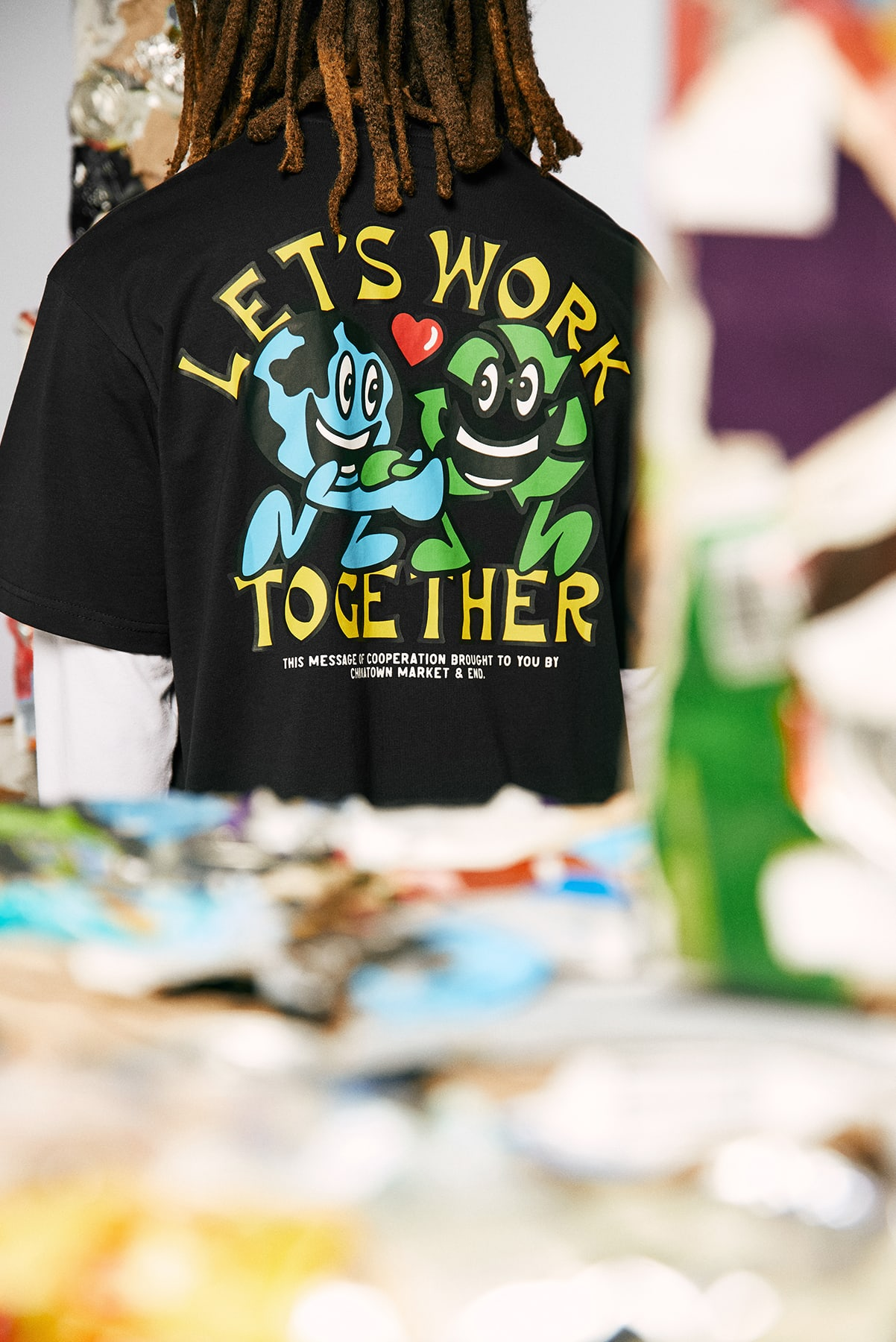 """END. x Chinatown Market """"Co-Op"""" Look Book"""
