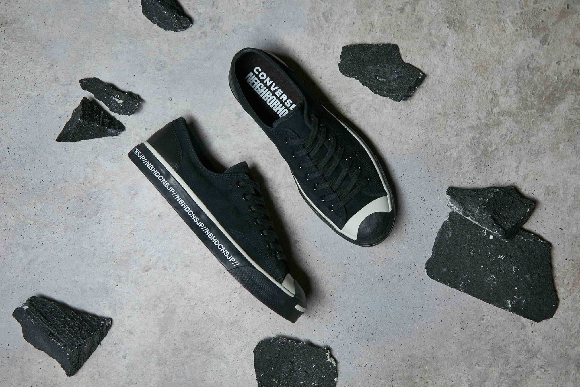 End Clothing has taken the sensibilities of Converse's