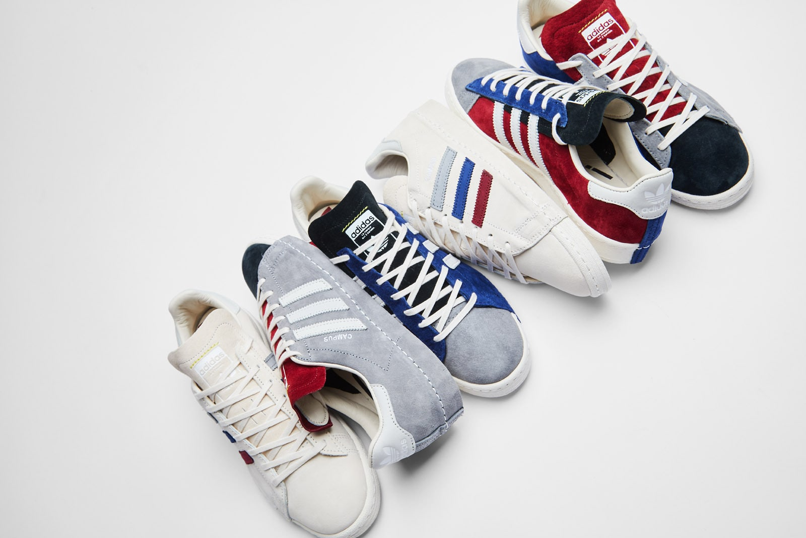 adidas x Recouture Campus 80s - Register now on END. Launches